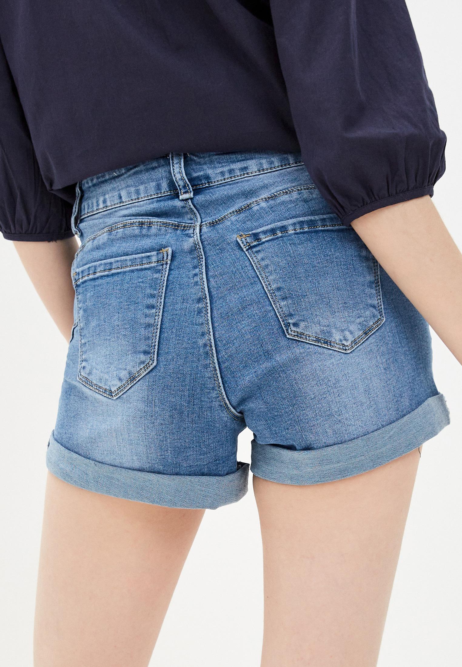 Женские джинсовые шорты Bruebeck 77885: изображение 3