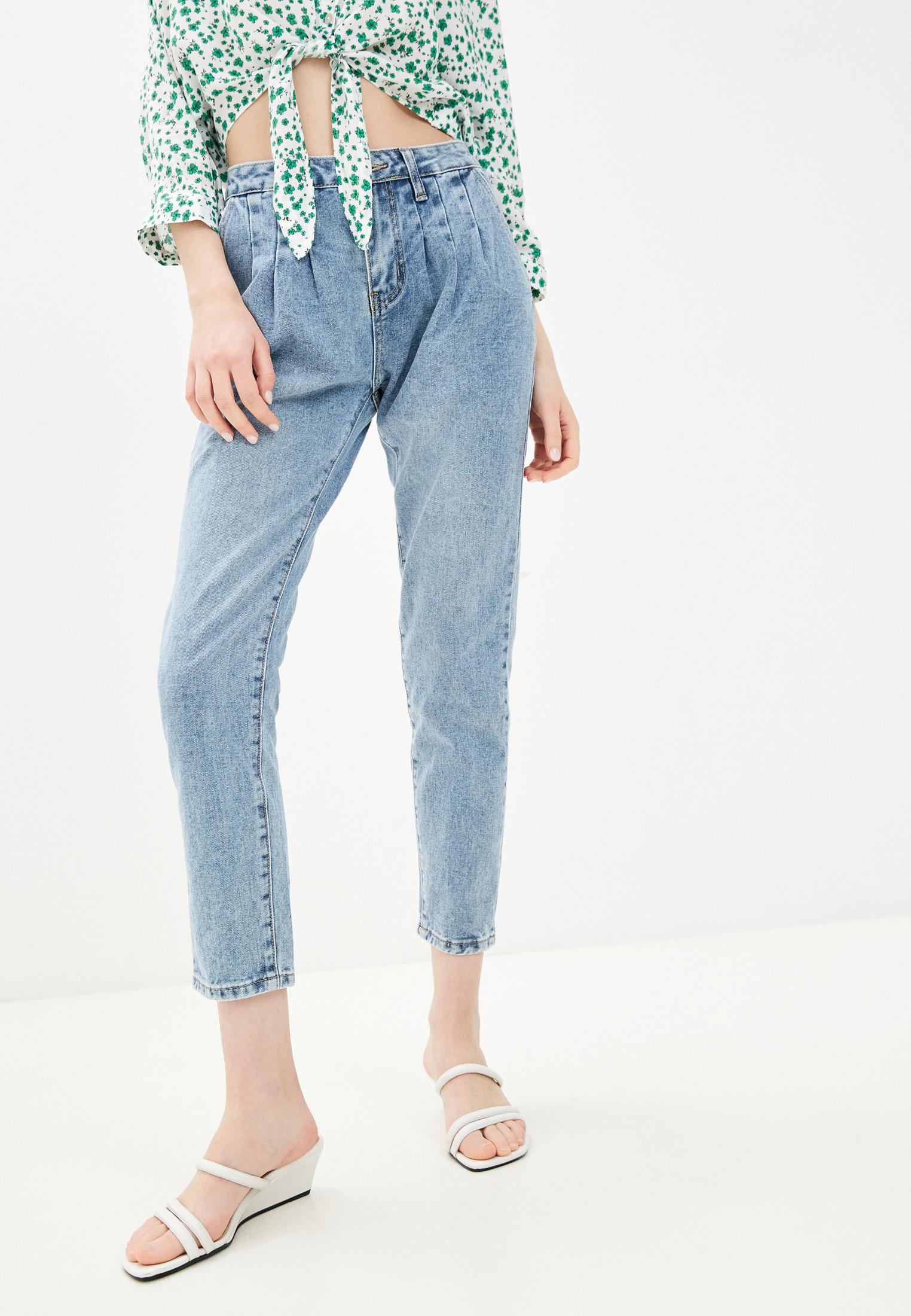 Зауженные джинсы Bruebeck 77920