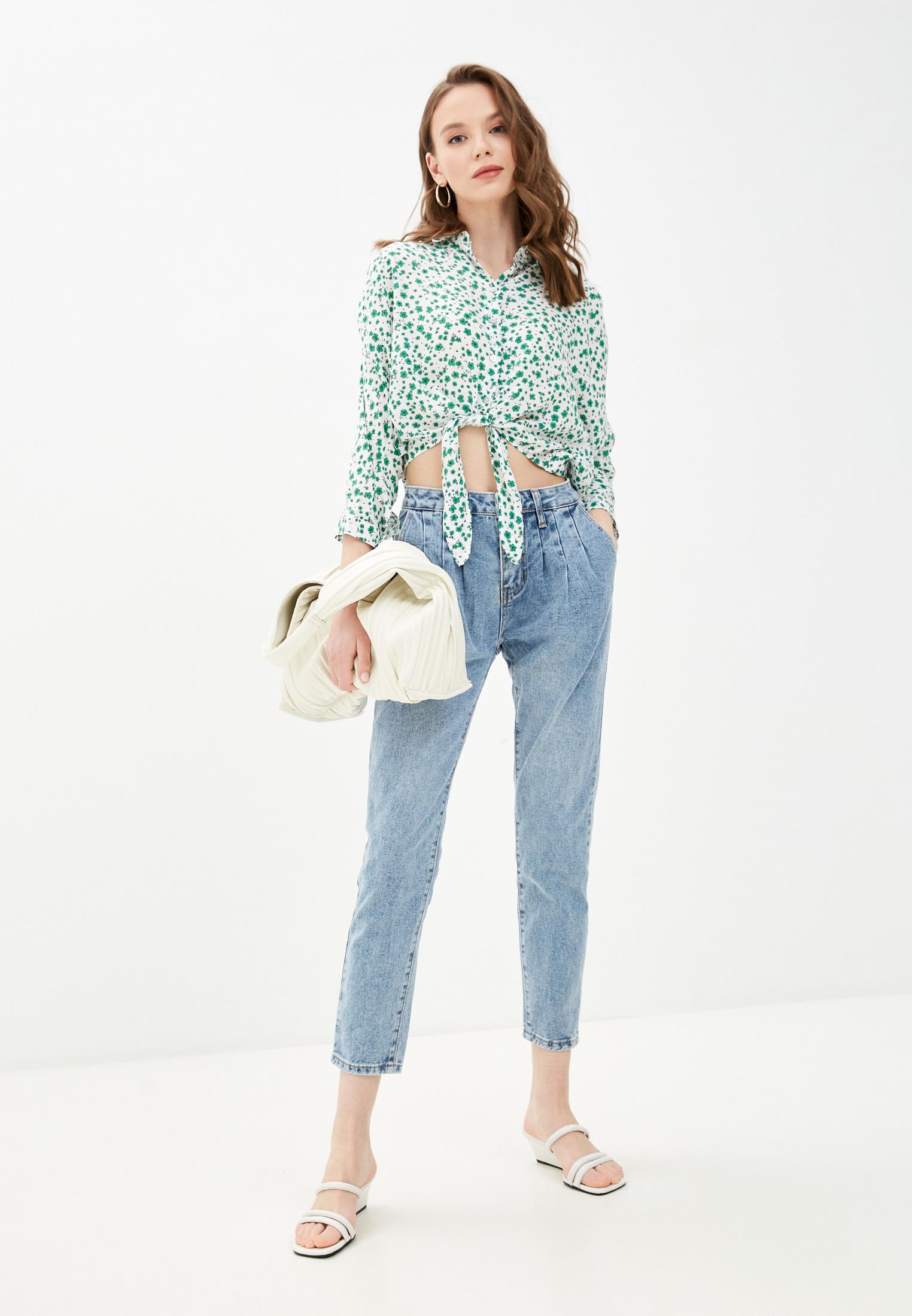 Зауженные джинсы Bruebeck 77920: изображение 2