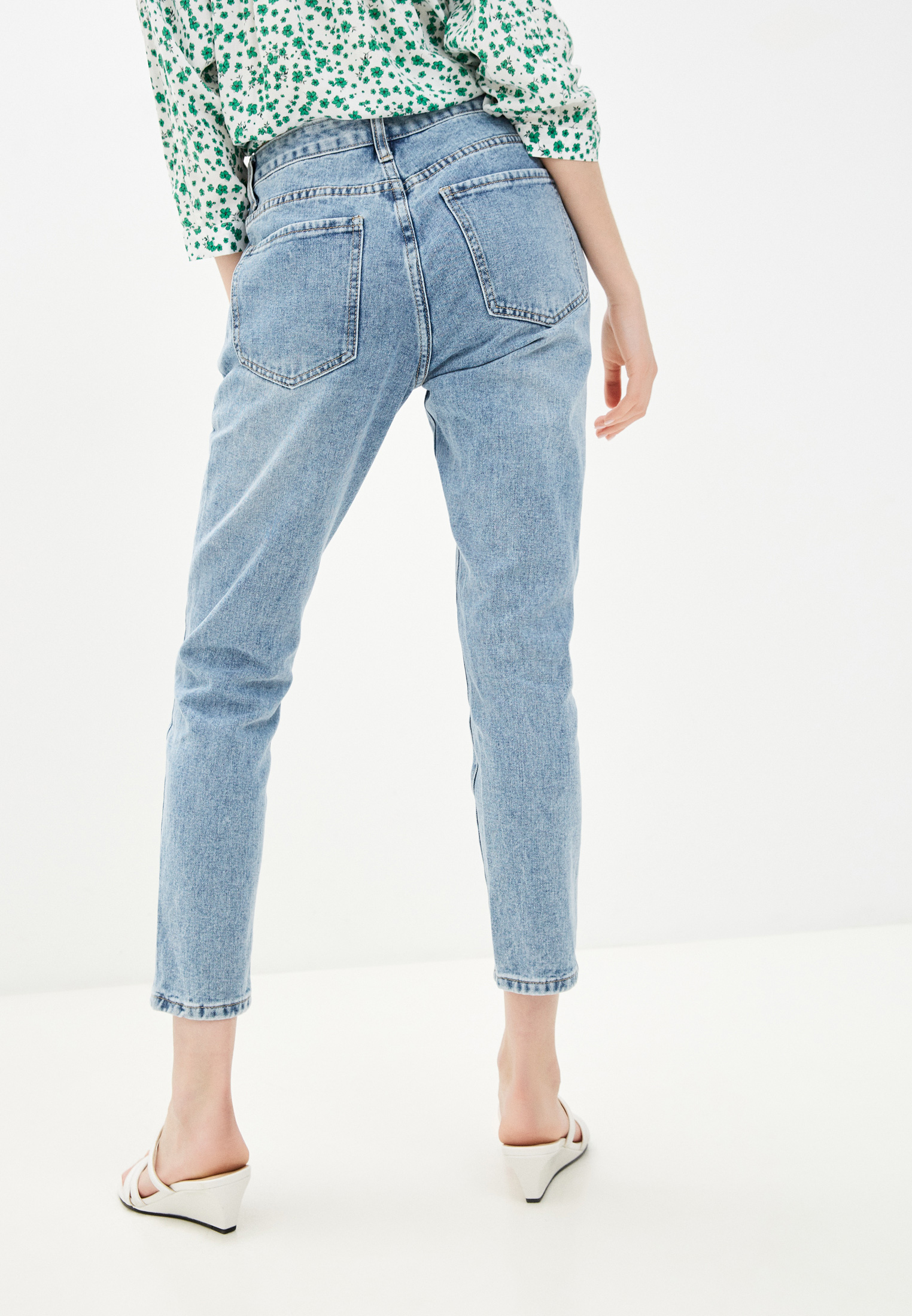 Зауженные джинсы Bruebeck 77920: изображение 3