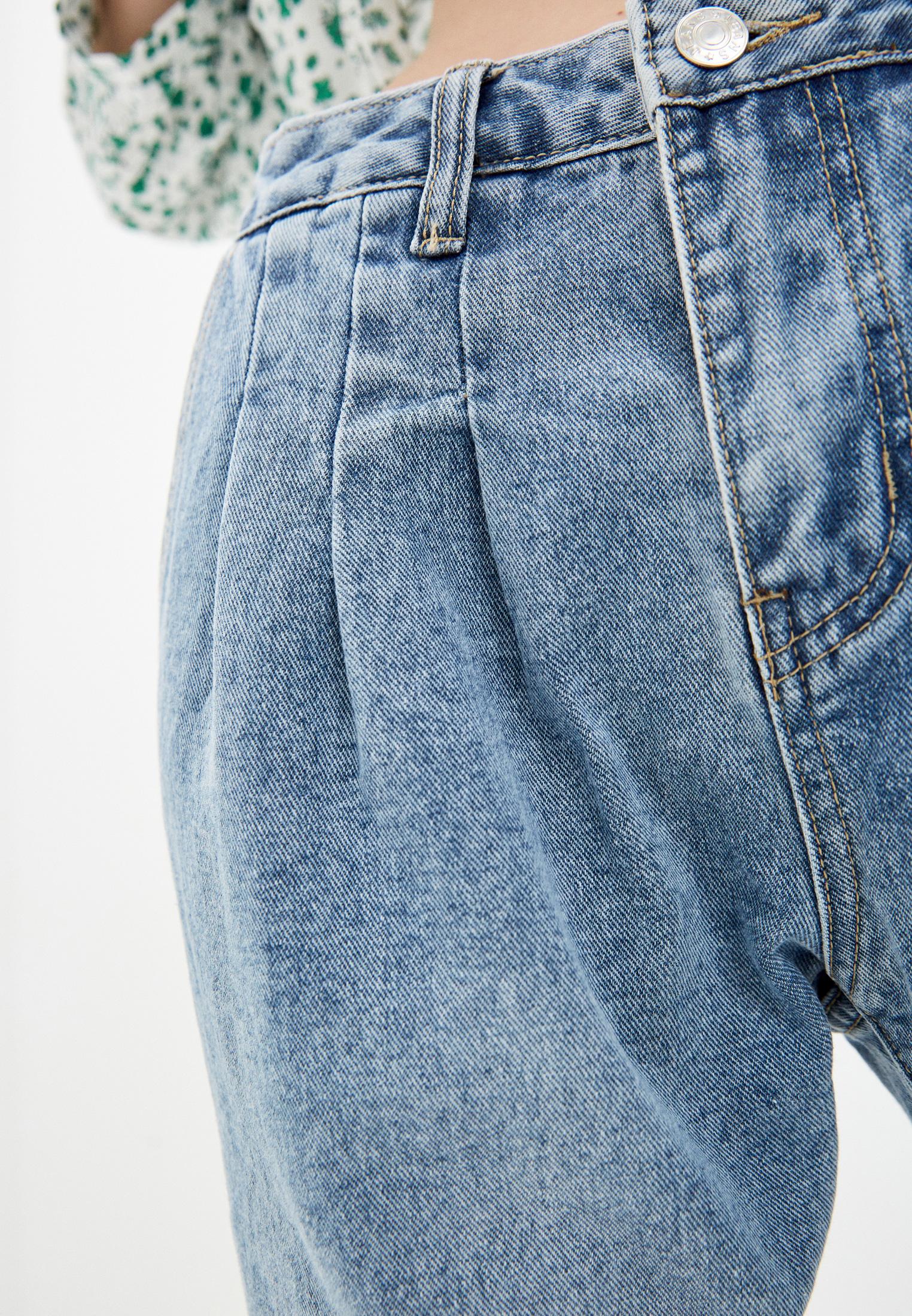 Зауженные джинсы Bruebeck 77920: изображение 4