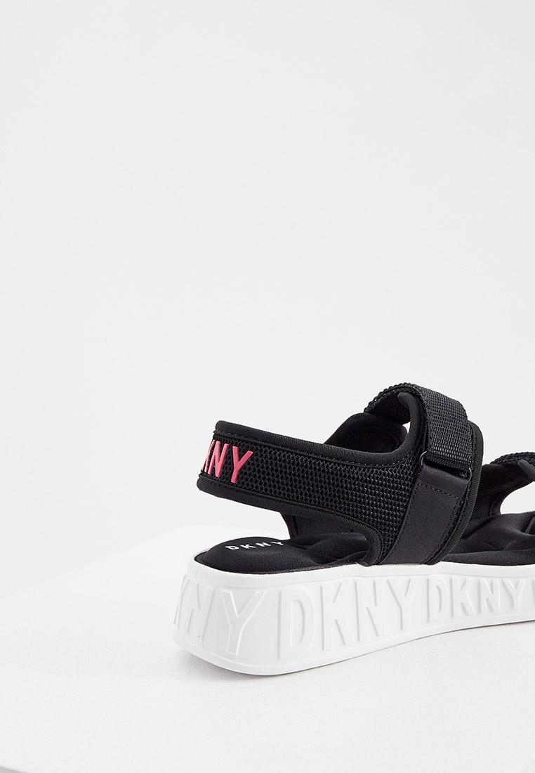 Женские сандалии DKNY K1147332: изображение 4