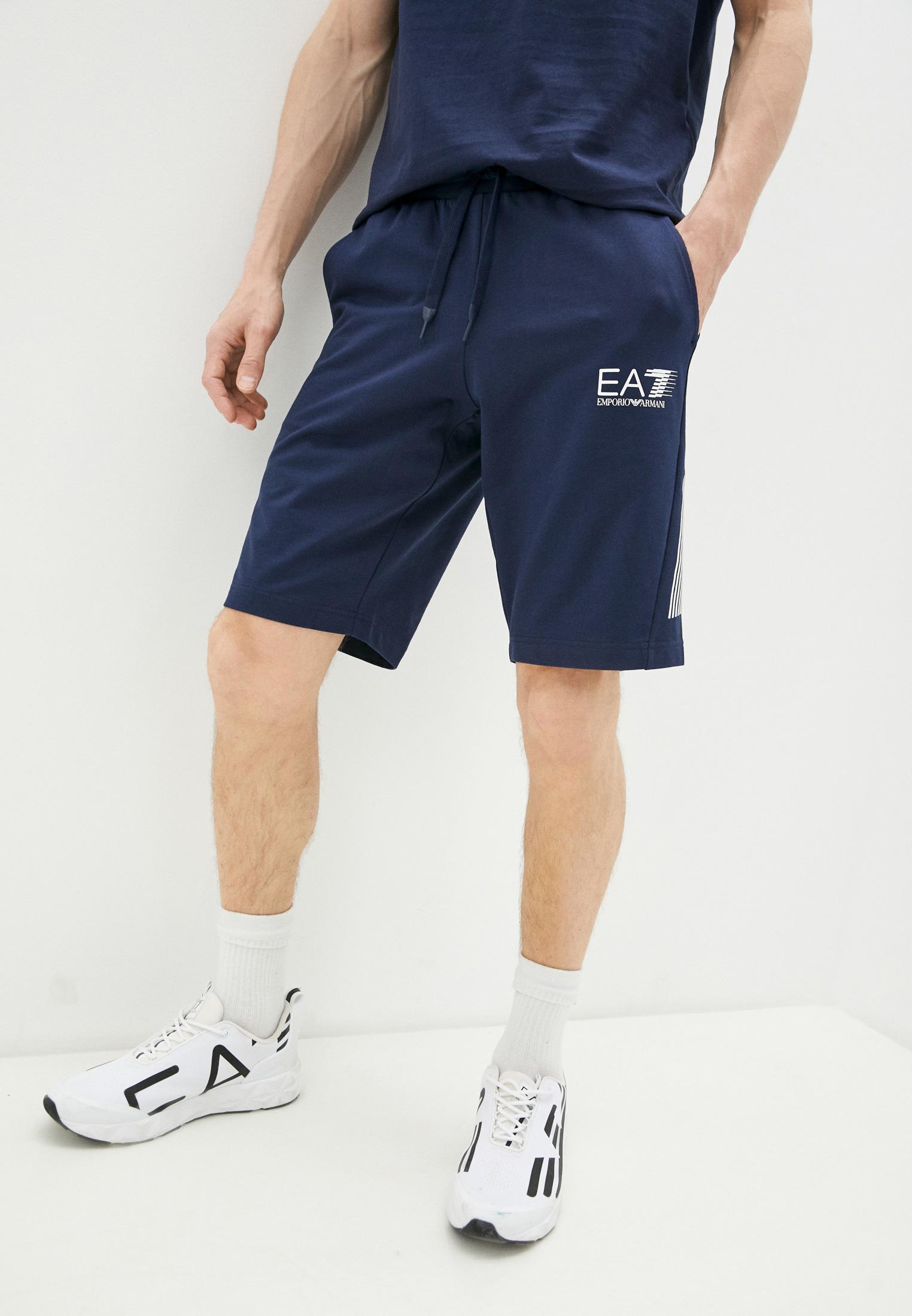Мужские шорты EA7 3KPS67 PJ05Z