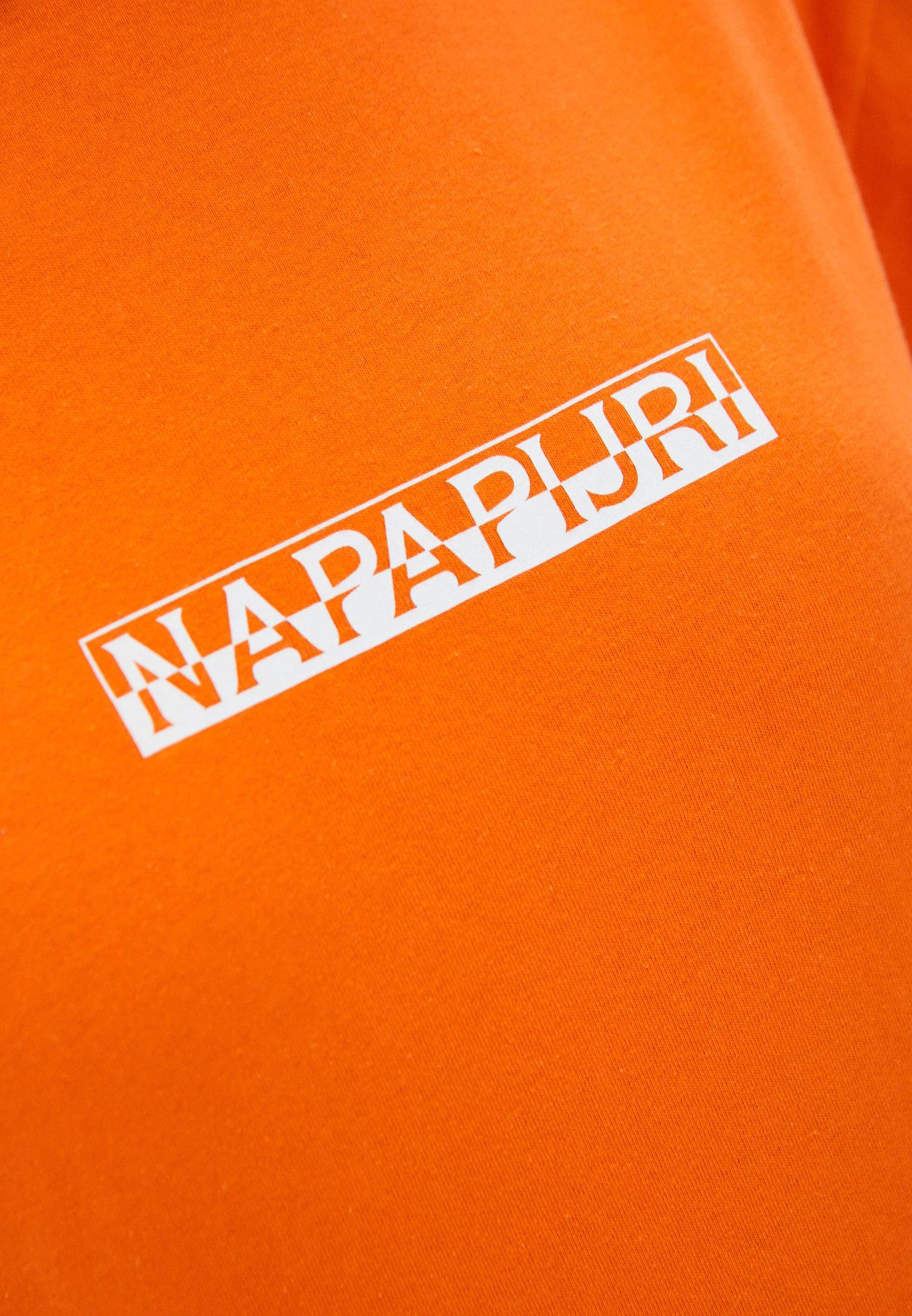 Футболка с коротким рукавом Napapijri NA4FHGA1A: изображение 3