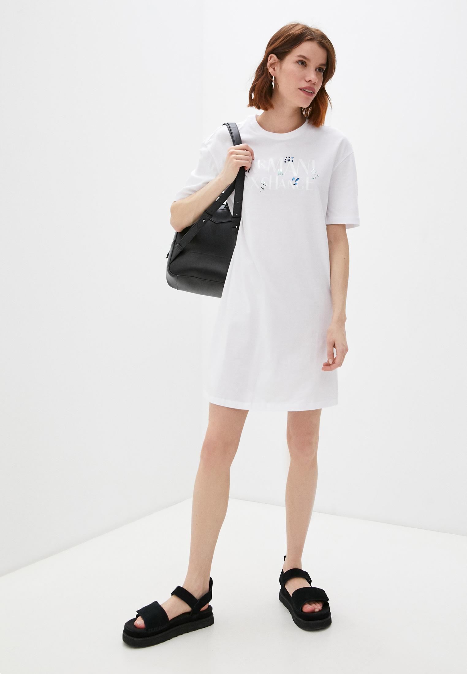 Платье Armani Exchange 3KYA90 YJW3Z: изображение 3