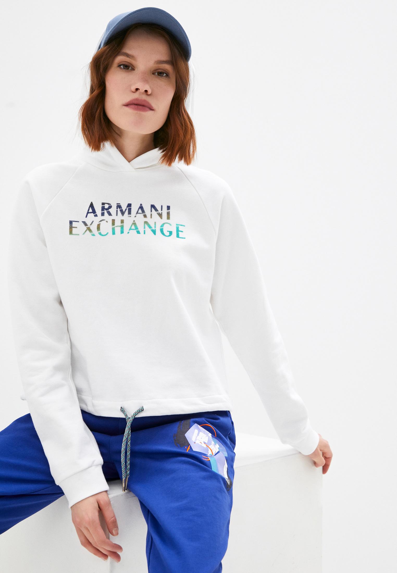 Женские худи Armani Exchange 3KYM06 YJ3AZ