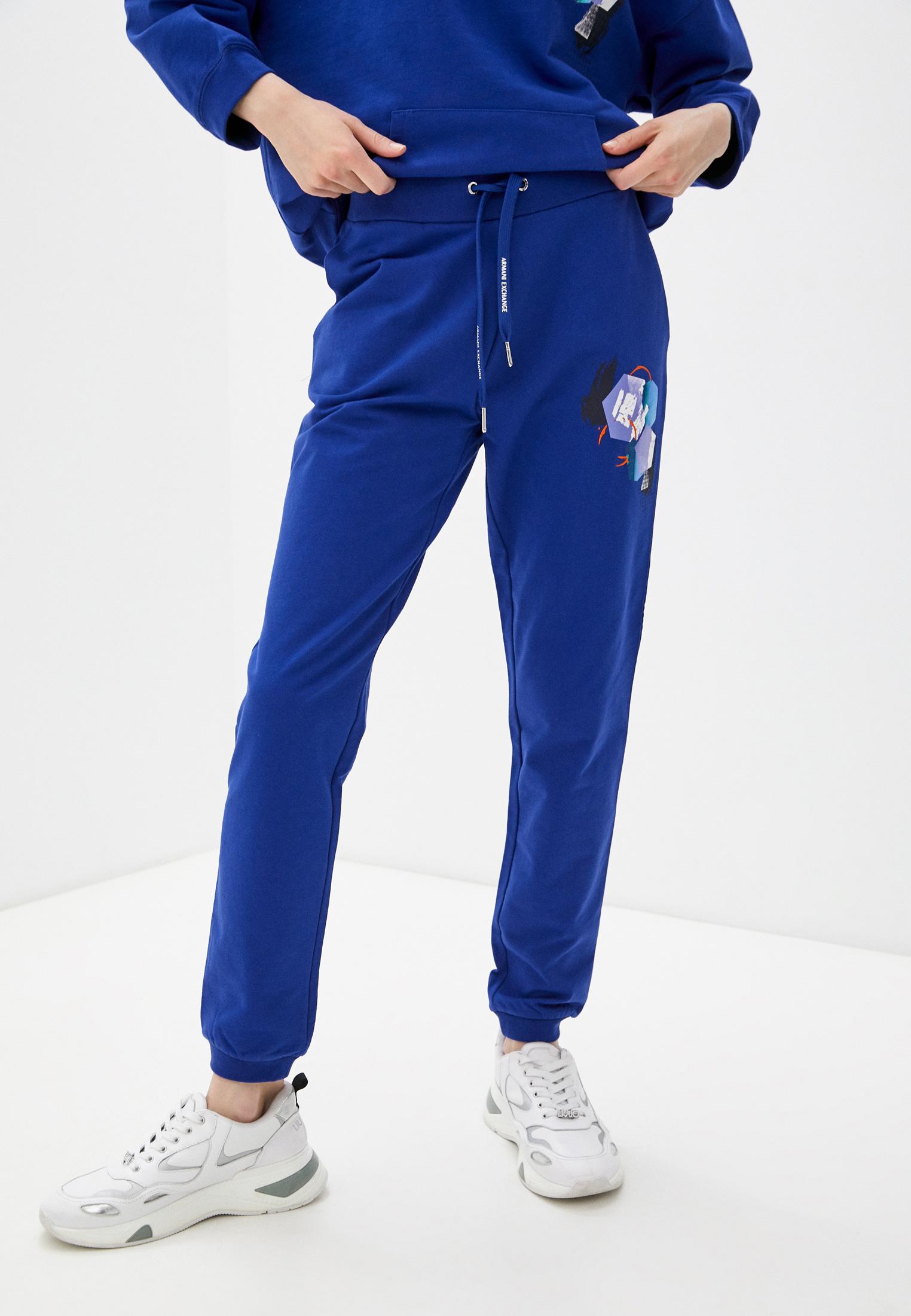 Женские спортивные брюки Armani Exchange 3KYPKA YJ7EZ