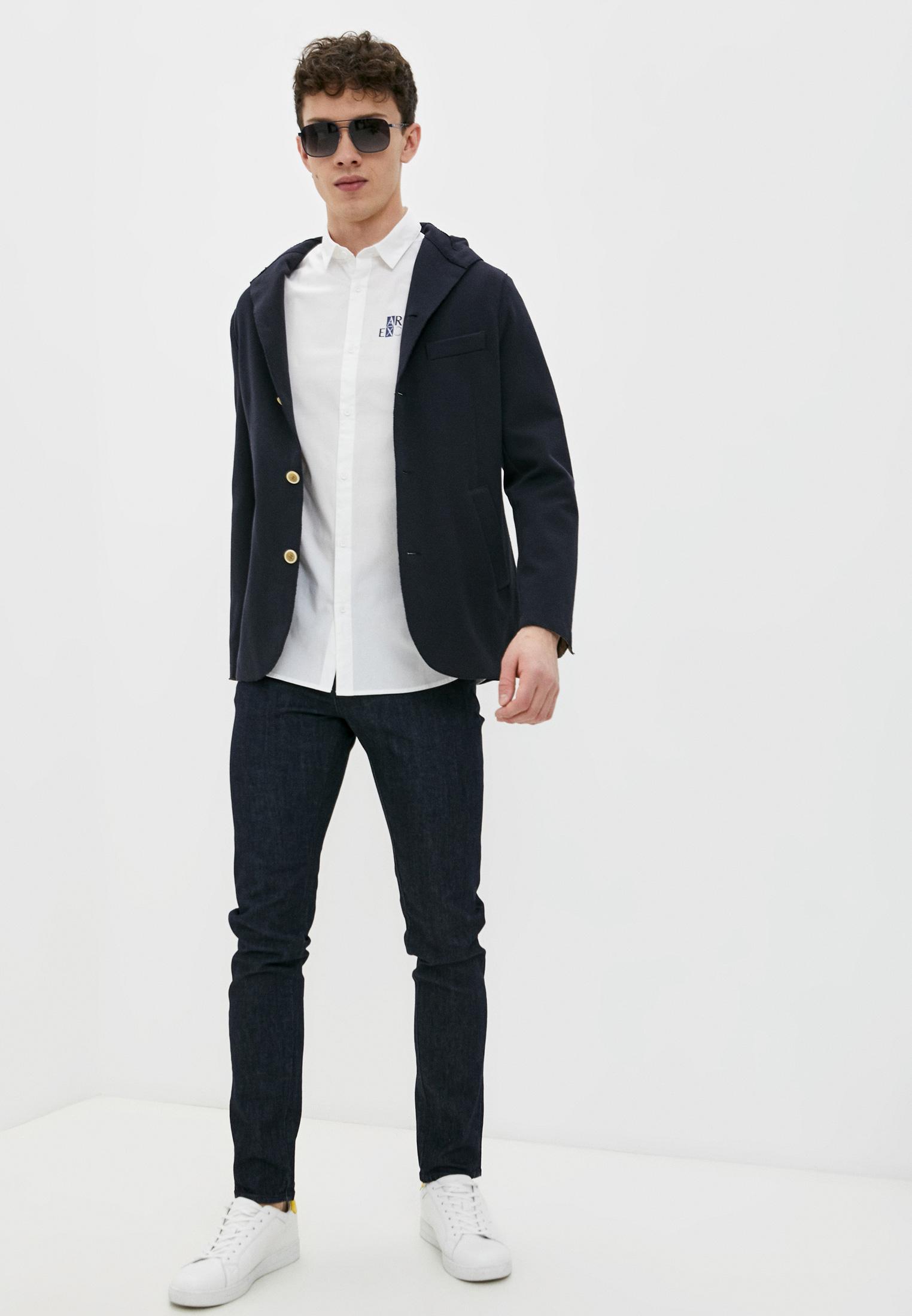 Рубашка с коротким рукавом Armani Exchange 3KZC32ZNQFZ: изображение 3
