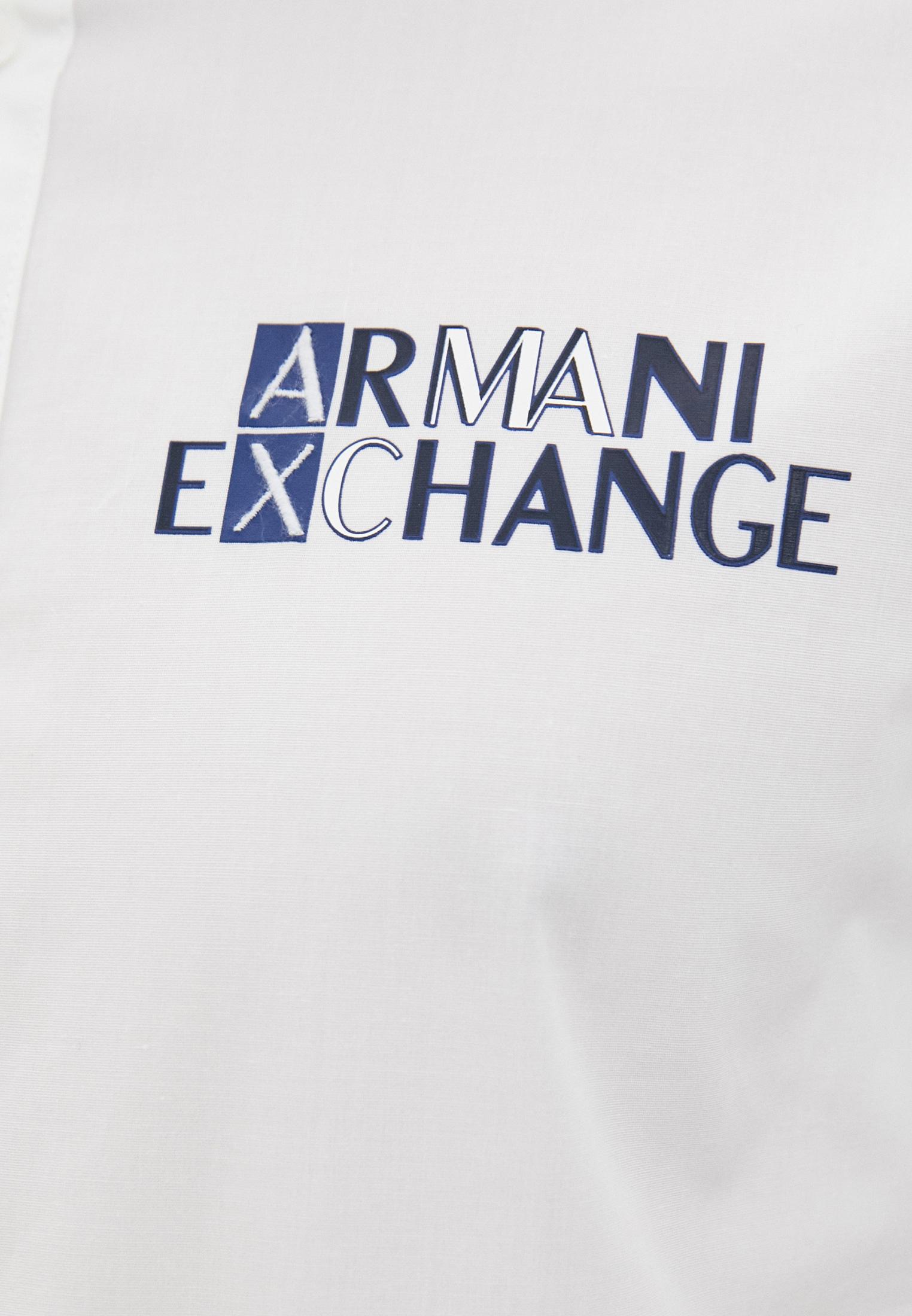 Рубашка с коротким рукавом Armani Exchange 3KZC32ZNQFZ: изображение 5