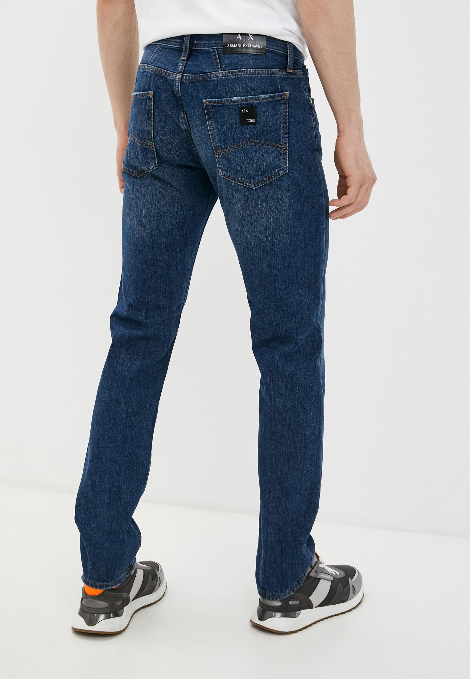 Мужские прямые джинсы Armani Exchange 3KZJ13Z1FDZ: изображение 4
