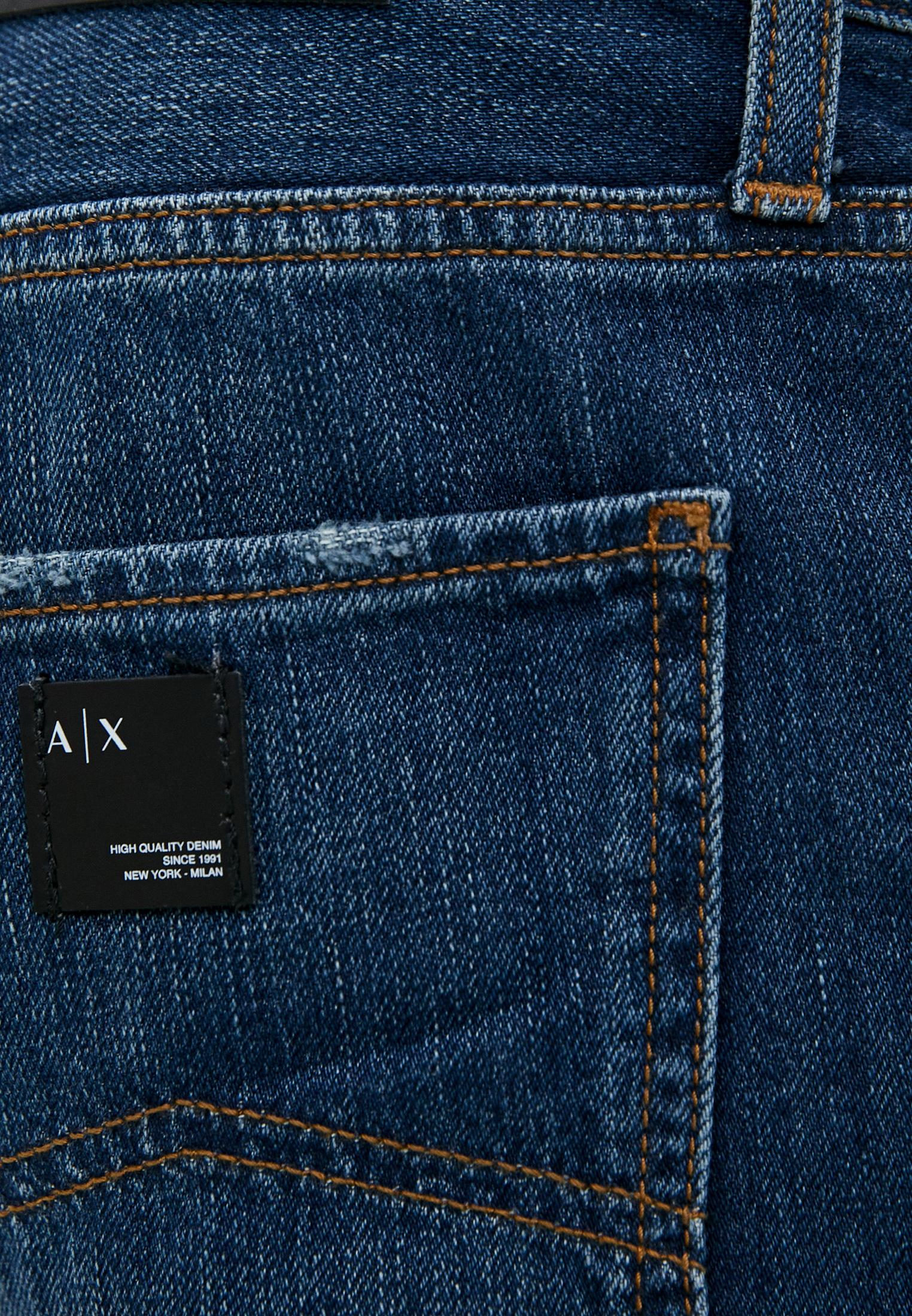 Мужские прямые джинсы Armani Exchange 3KZJ13Z1FDZ: изображение 5
