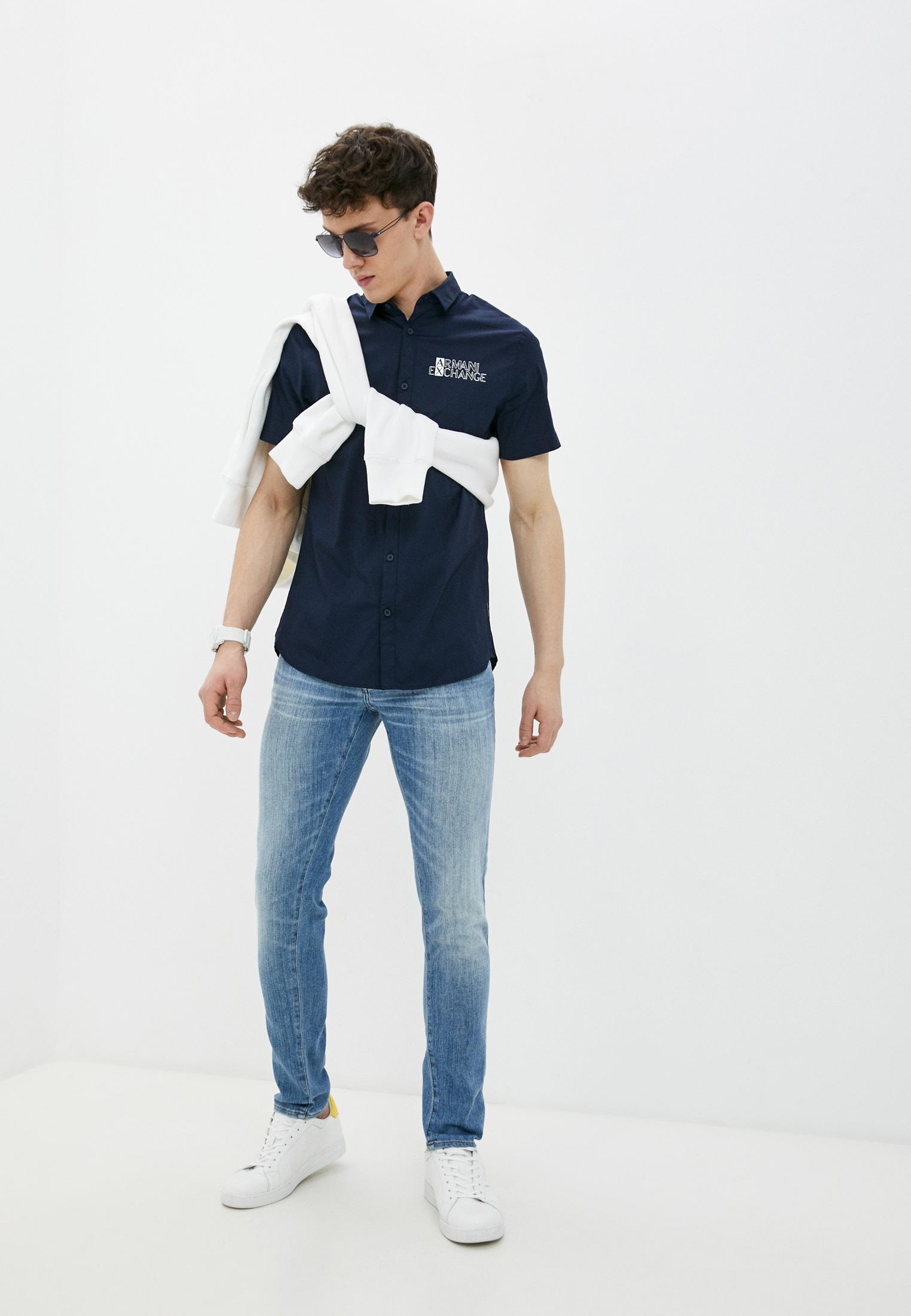 Зауженные джинсы Armani Exchange 3KZJ14Z1FCZ: изображение 3