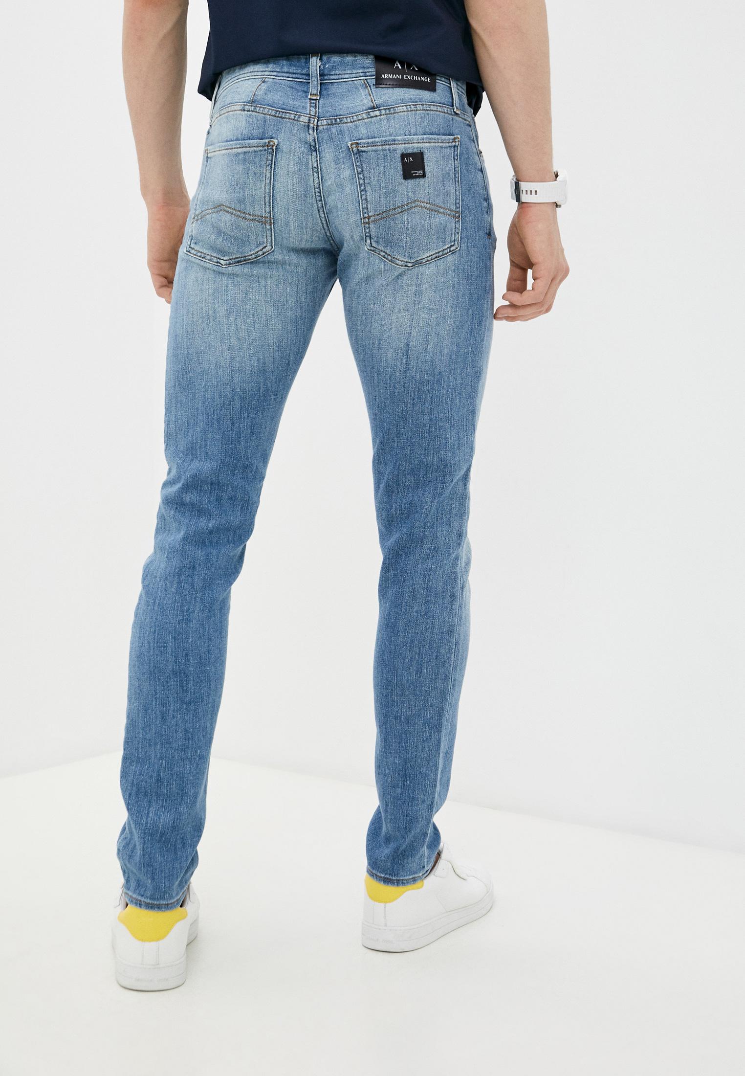 Зауженные джинсы Armani Exchange 3KZJ14Z1FCZ: изображение 4