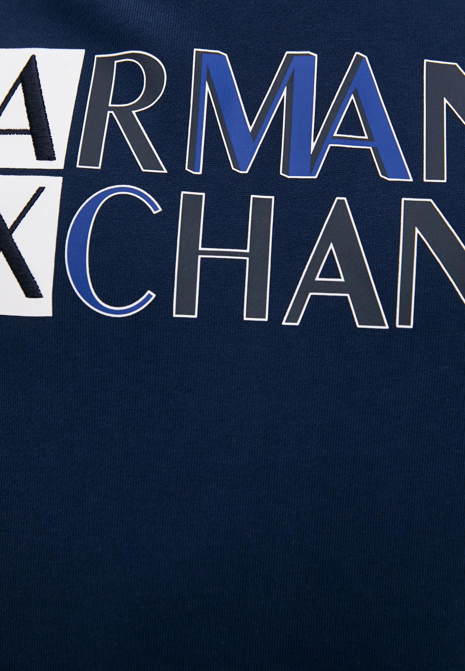 Мужские худи Armani Exchange 3KZMGLZJ8MZ: изображение 5