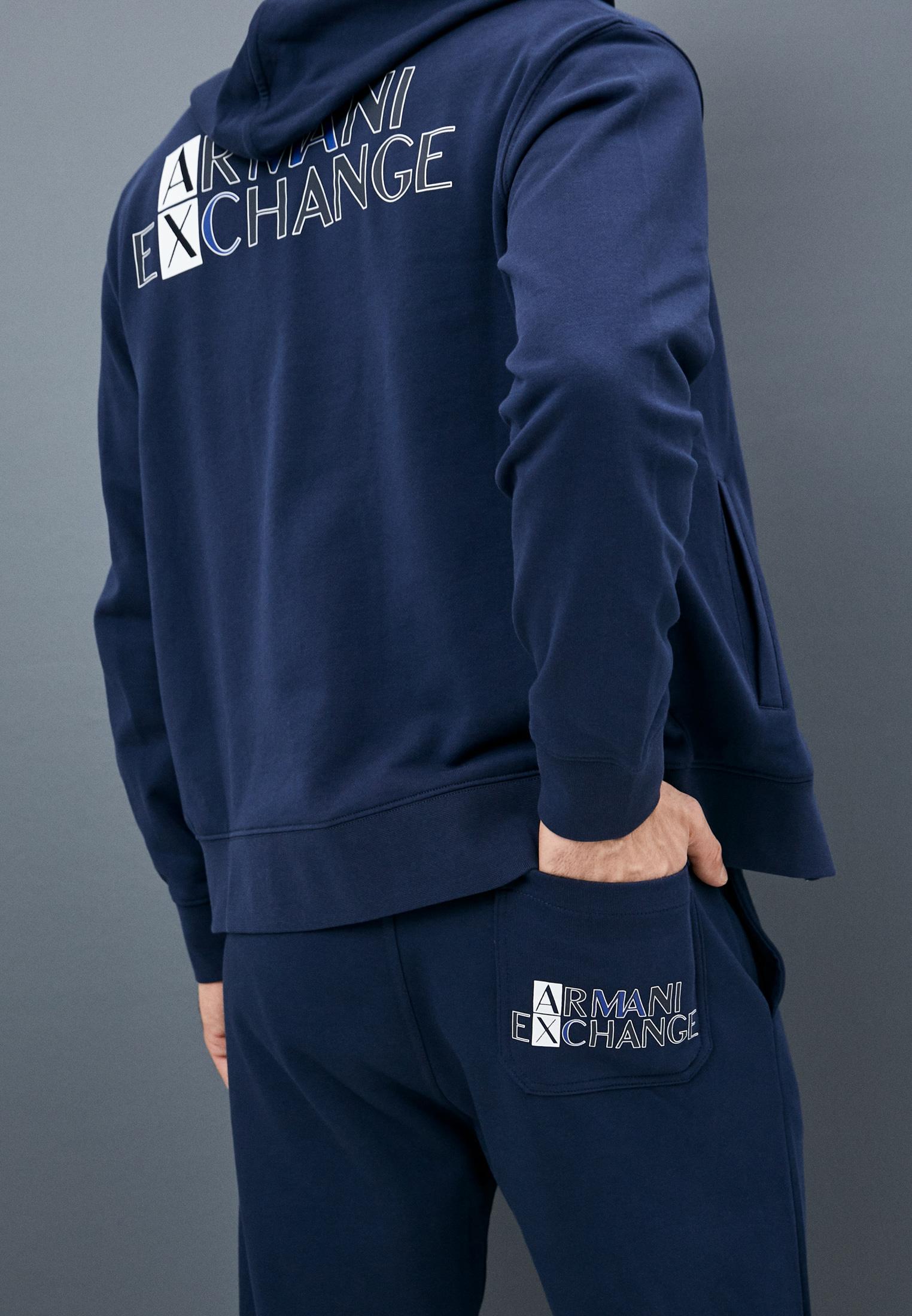 Мужские спортивные брюки Armani Exchange 3KZPGKZJ8MZ: изображение 2