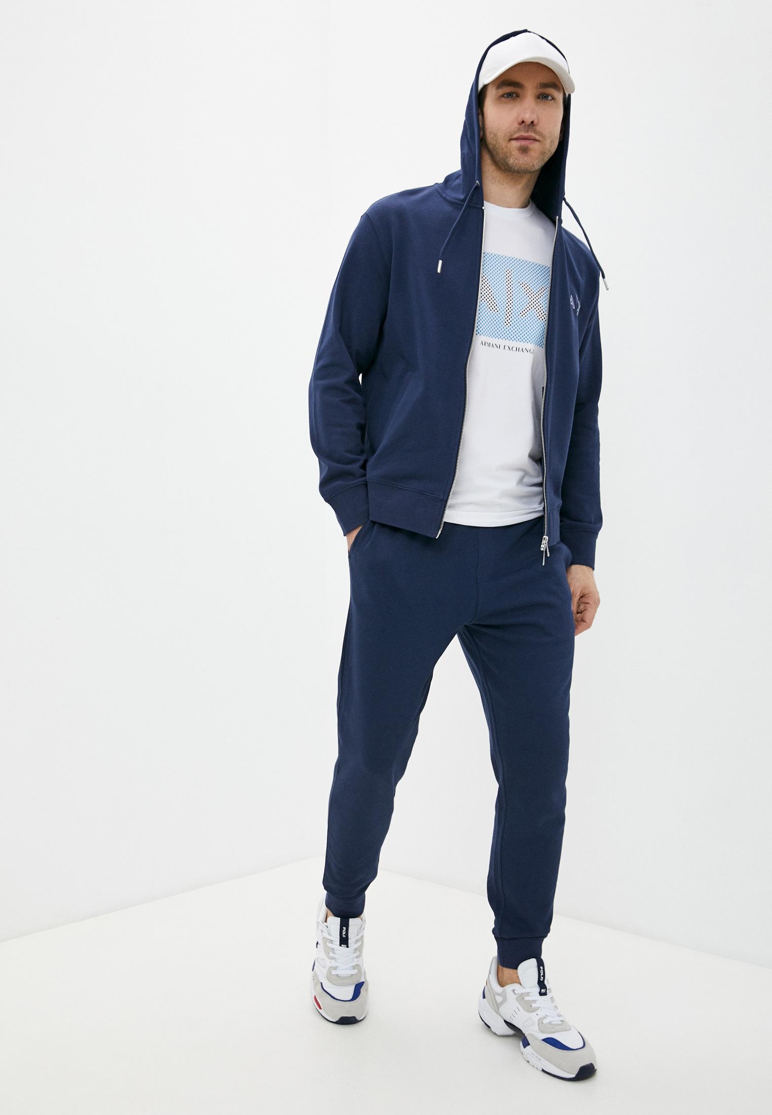 Мужские спортивные брюки Armani Exchange 3KZPGKZJ8MZ: изображение 3