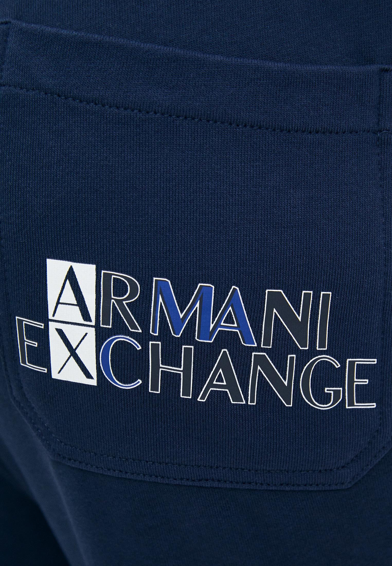Мужские спортивные брюки Armani Exchange 3KZPGKZJ8MZ: изображение 5