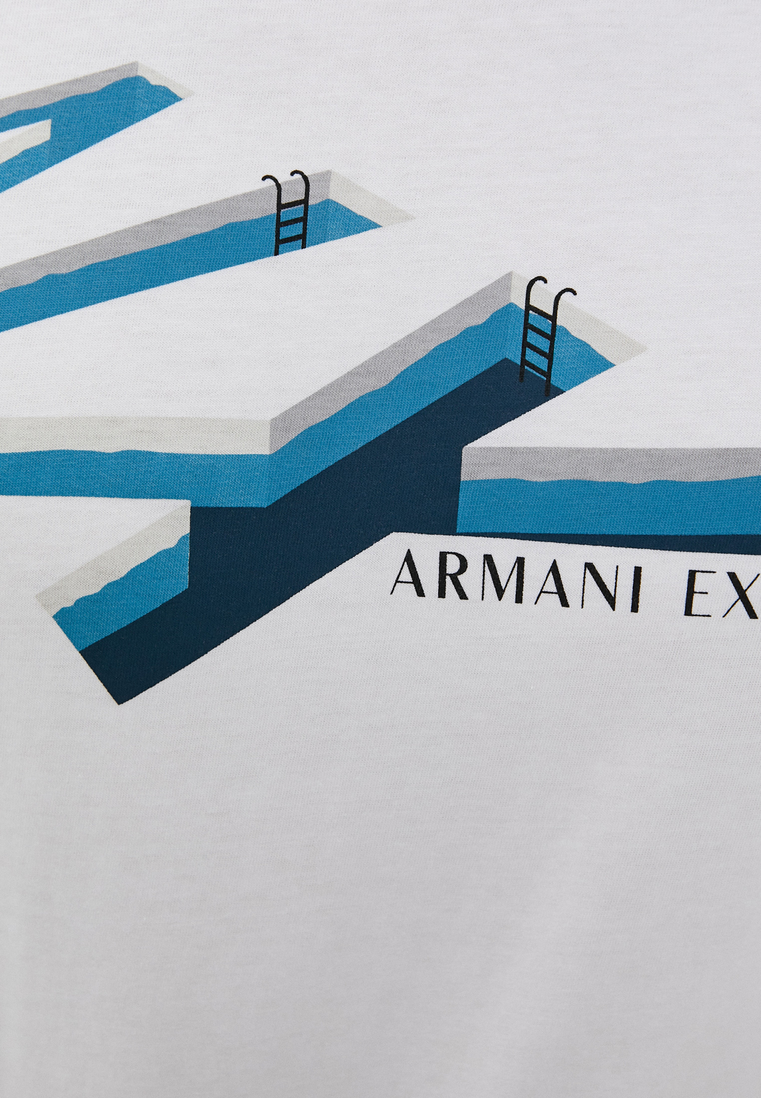 Футболка Armani Exchange 3KZTBZZJV5Z: изображение 5
