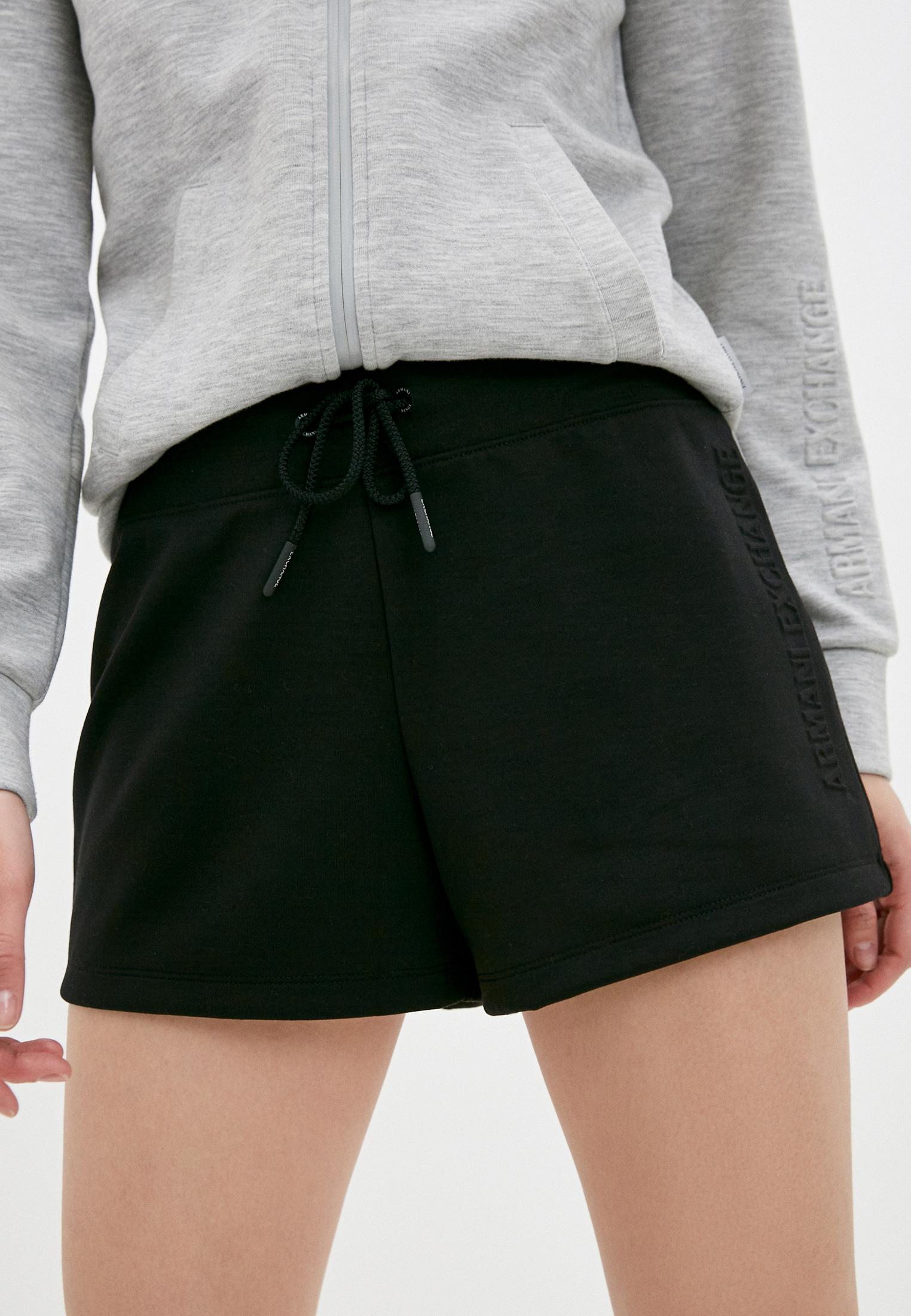 Женские спортивные шорты Armani Exchange 8NYS70 Y9L7Z: изображение 1