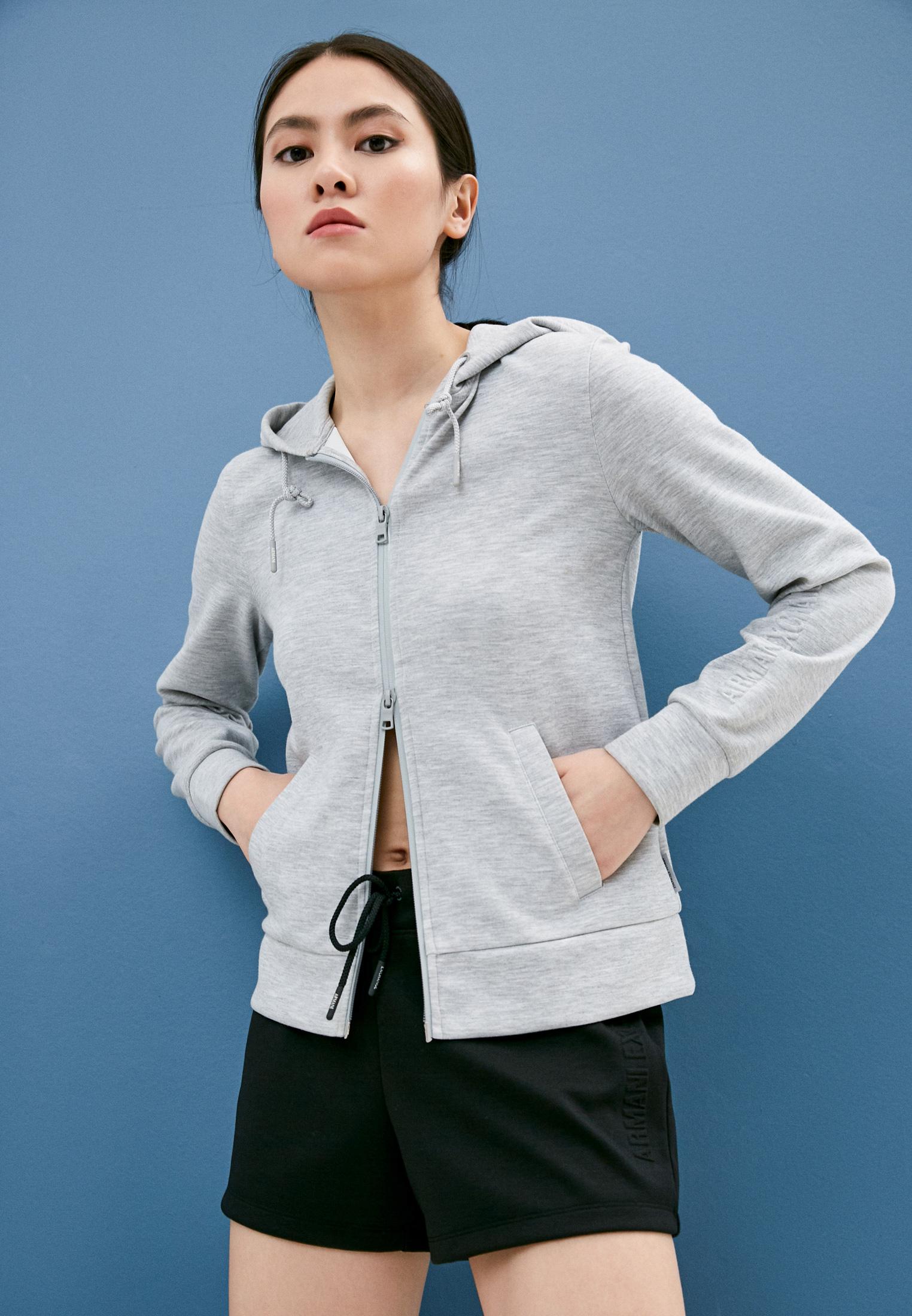 Женские спортивные шорты Armani Exchange 8NYS70 Y9L7Z: изображение 2