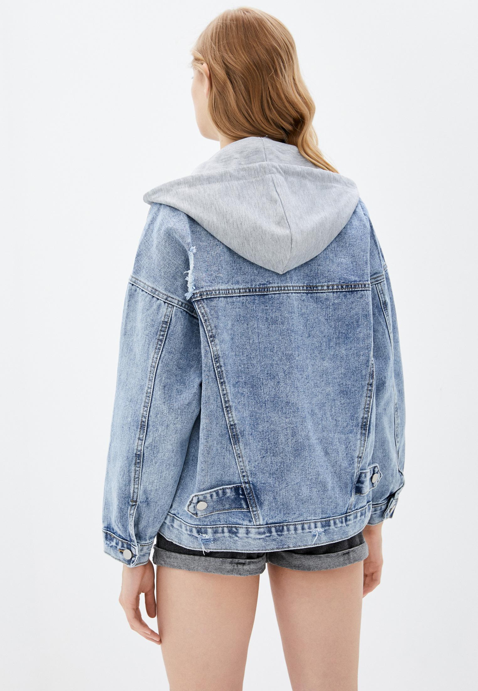Джинсовая куртка Bad Queen BQ210106: изображение 3