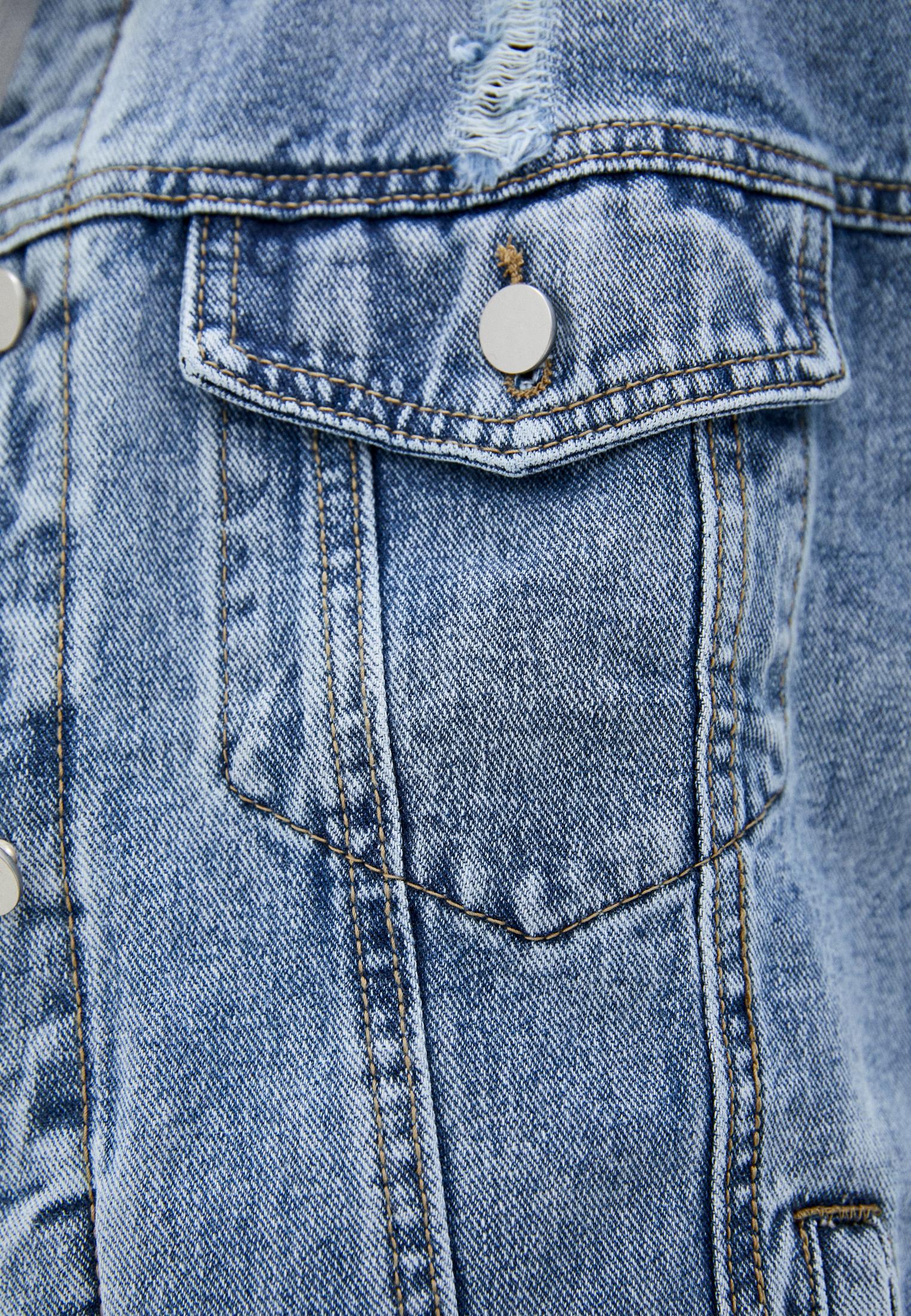 Джинсовая куртка Bad Queen BQ210106: изображение 4