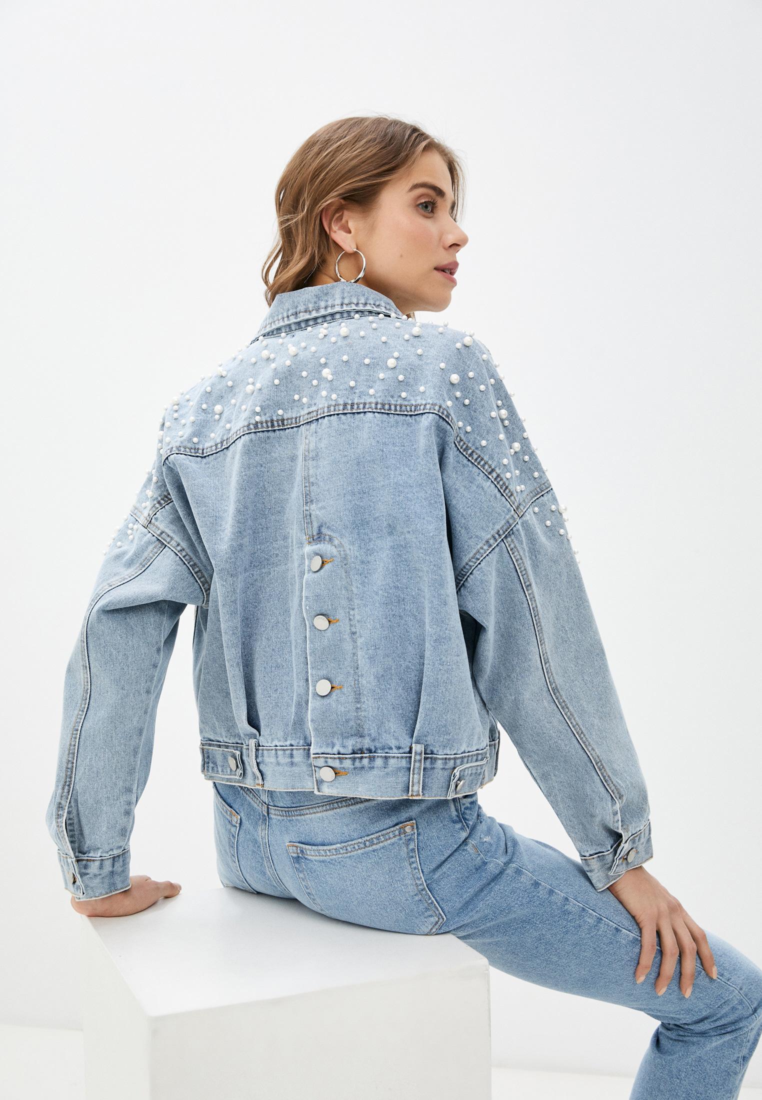 Джинсовая куртка Bad Queen BQ210108