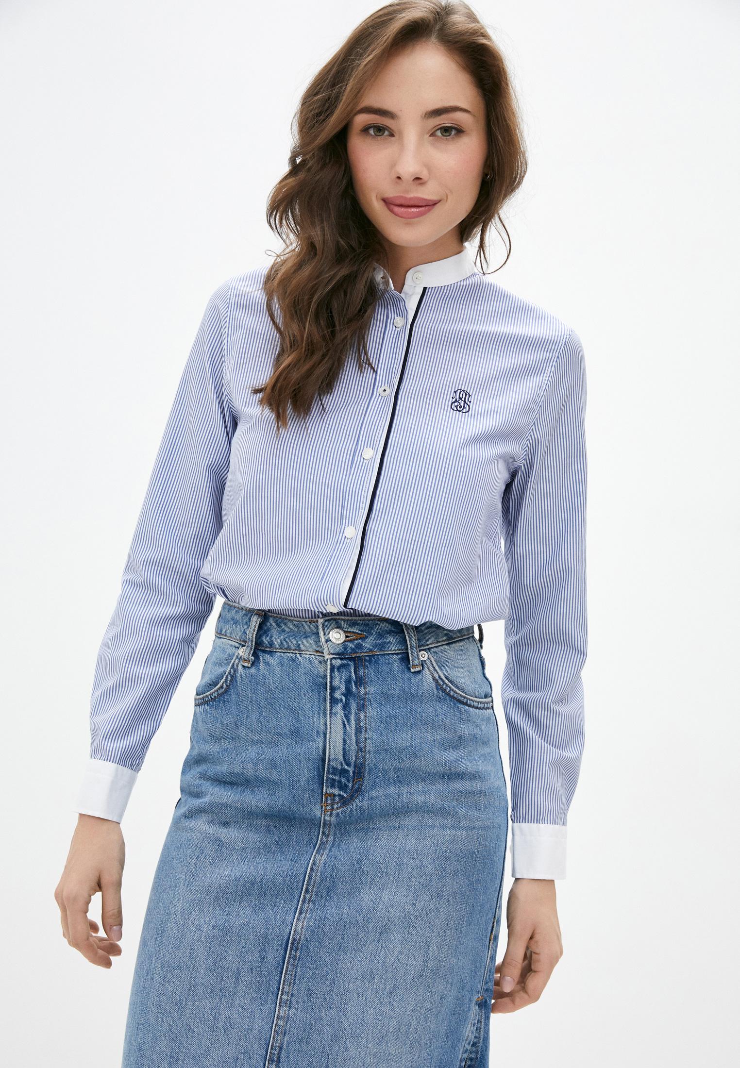 Женские рубашки с длинным рукавом JIMMY SANDERS (Джимми Сандерс) Рубашка Jimmy Sanders