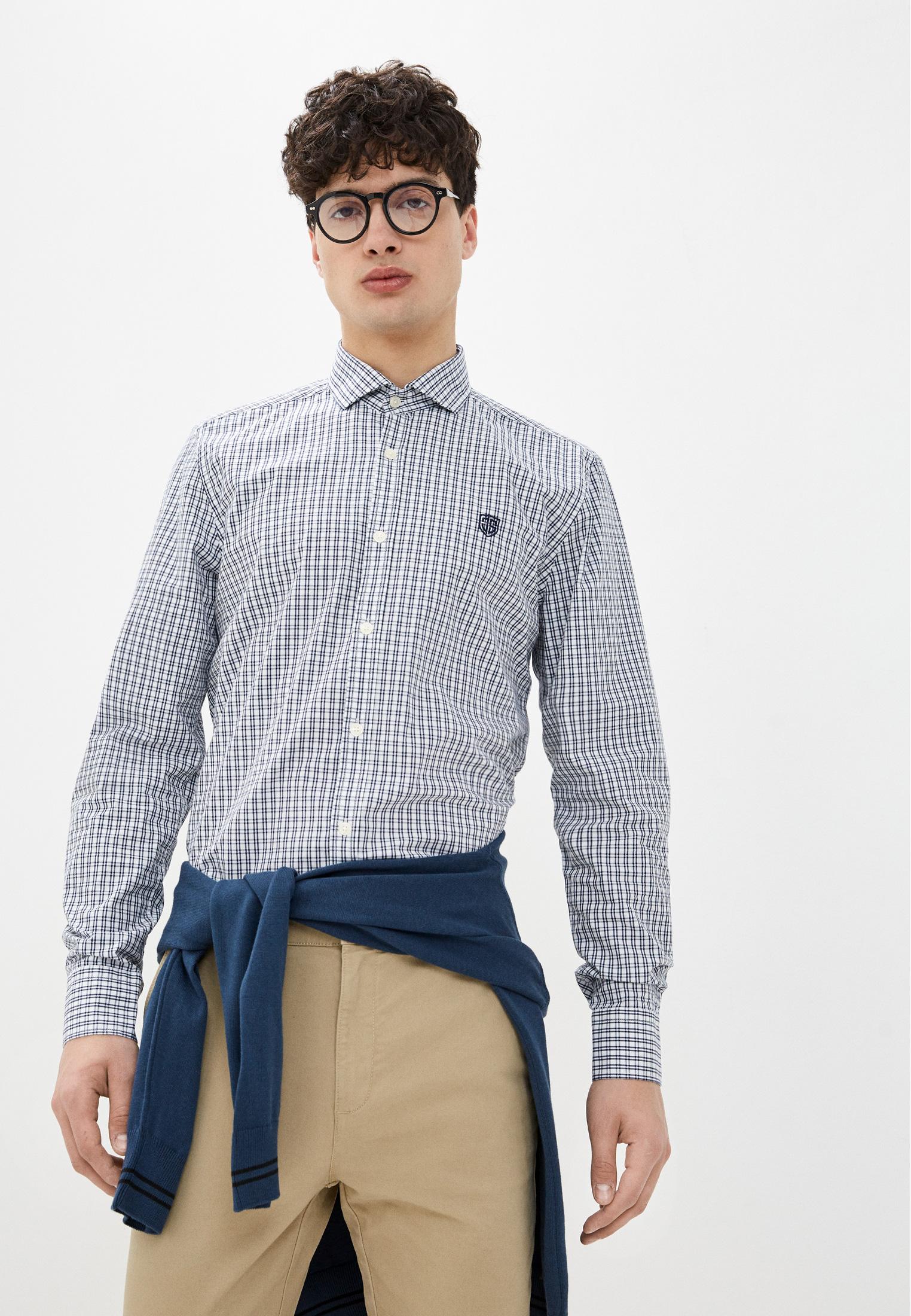 Рубашка с длинным рукавом JIMMY SANDERS (Джимми Сандерс) 20S JSMSHT0004