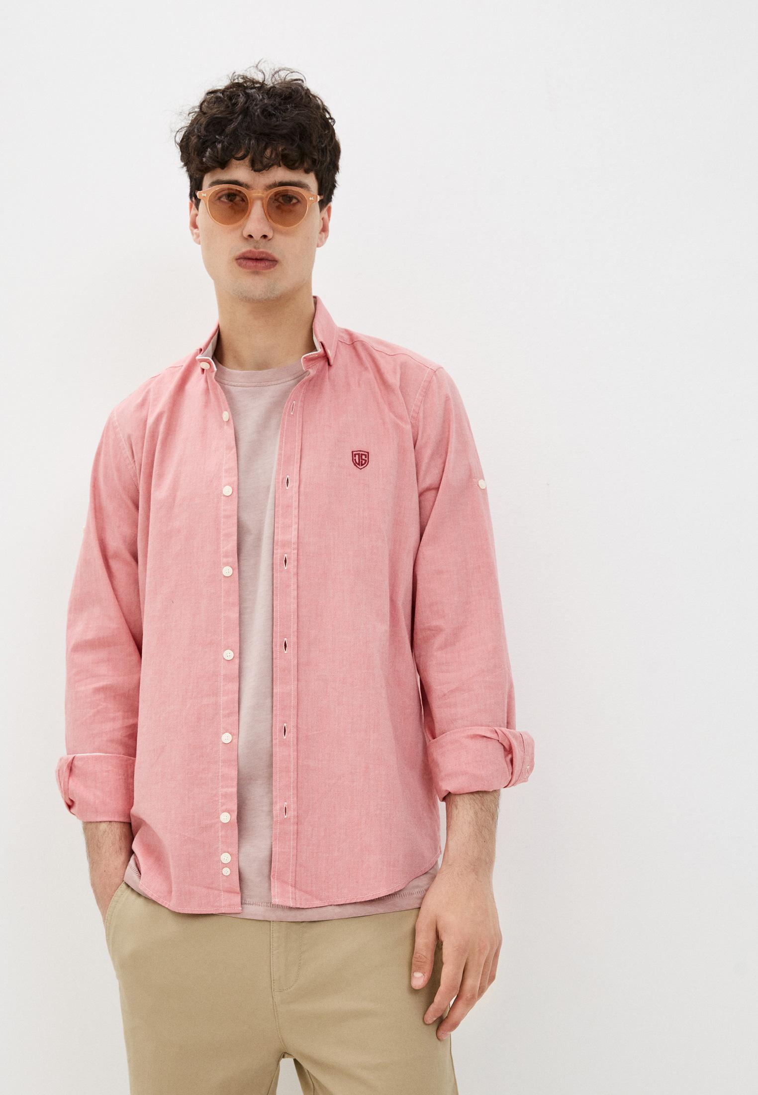 Рубашка с длинным рукавом JIMMY SANDERS (Джимми Сандерс) 20S JSMSHT0028