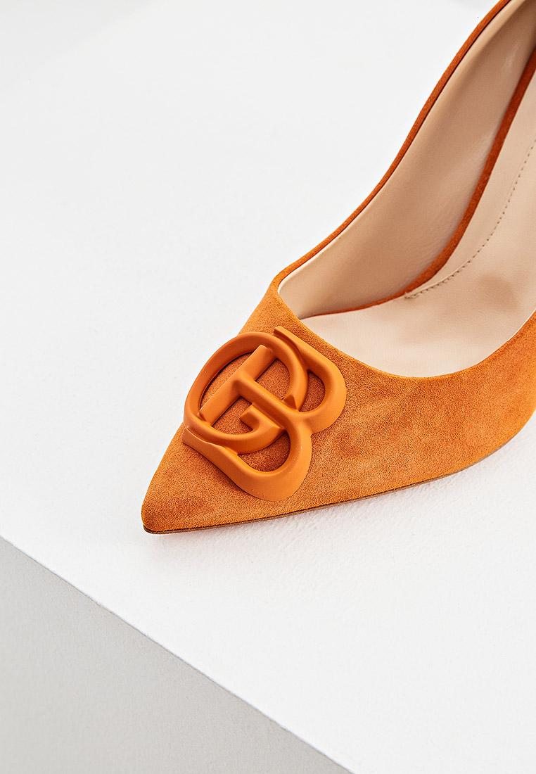 Женские туфли Baldinini (Балдинини) 152002P91E2KIDA4180: изображение 2