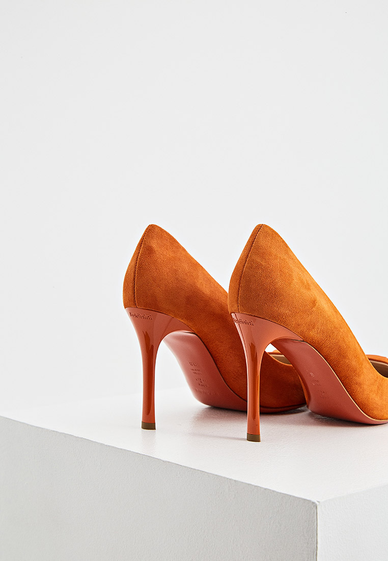 Женские туфли Baldinini (Балдинини) 152002P91E2KIDA4180: изображение 4