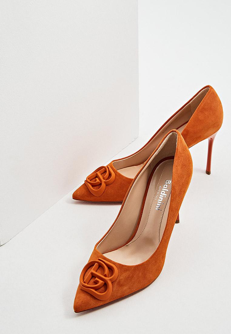 Женские туфли Baldinini (Балдинини) 152002P91E2KIDA4180: изображение 5