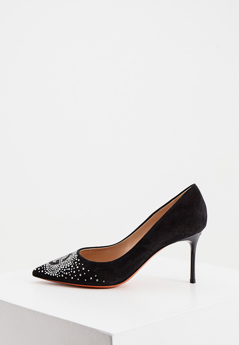 Женские туфли Baldinini (Балдинини) 165505P71E2KIDA0000: изображение 1