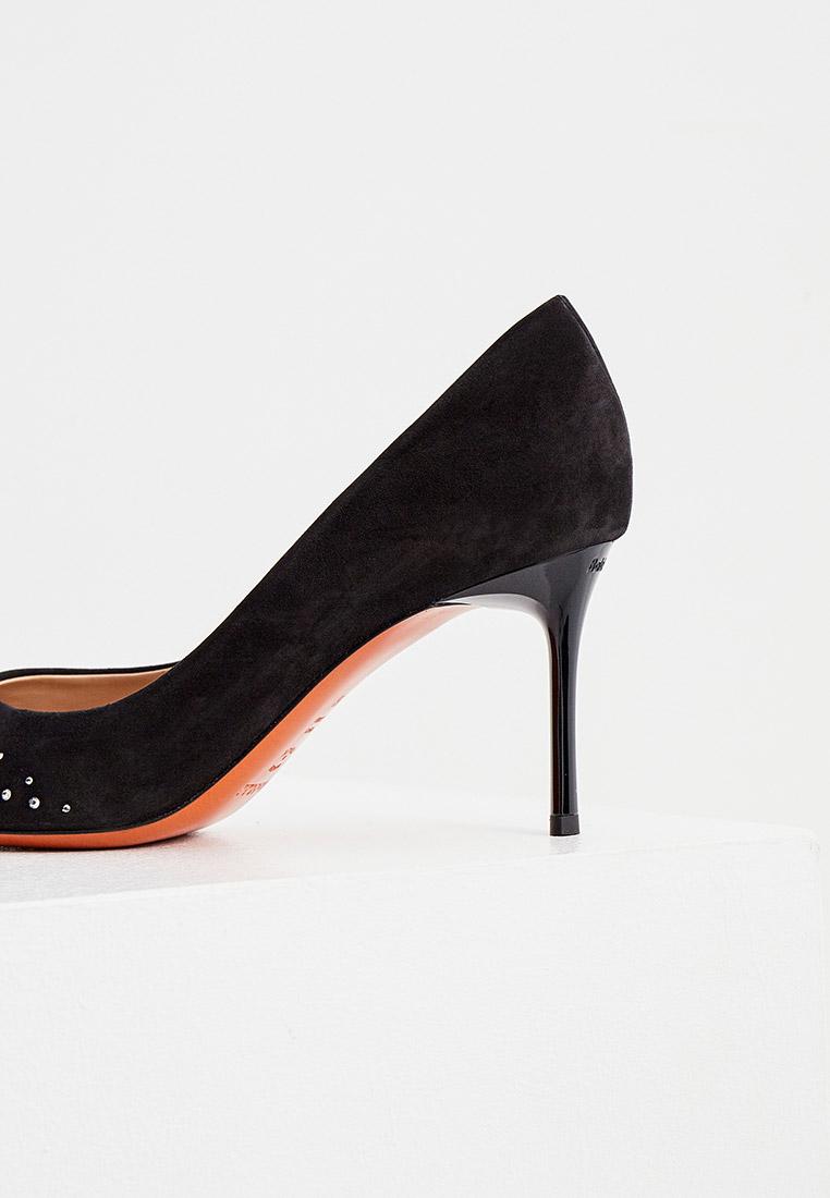 Женские туфли Baldinini (Балдинини) 165505P71E2KIDA0000: изображение 3