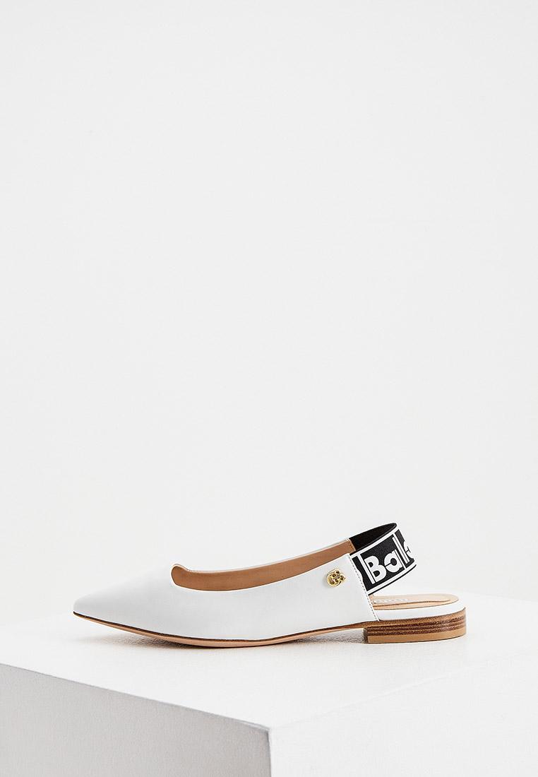 Женские туфли Baldinini (Балдинини) 166200P11Z2NAPI9002