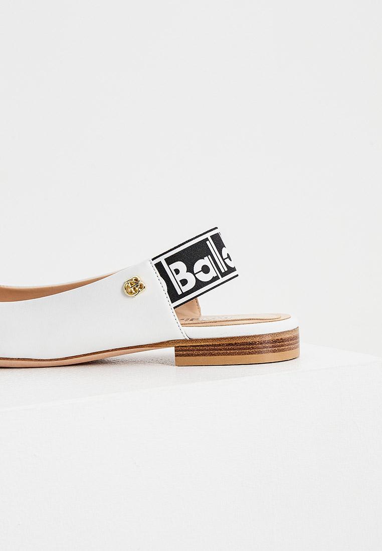 Женские туфли Baldinini (Балдинини) 166200P11Z2NAPI9002: изображение 3