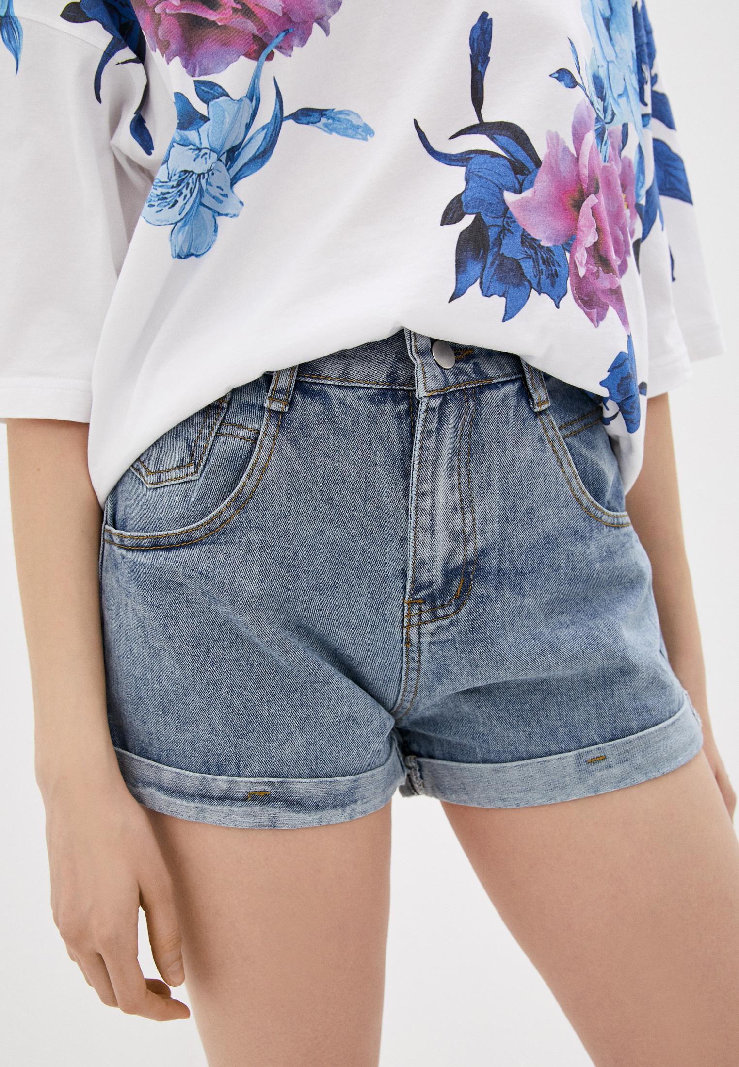 Женские джинсовые шорты Bad Queen BQ210079