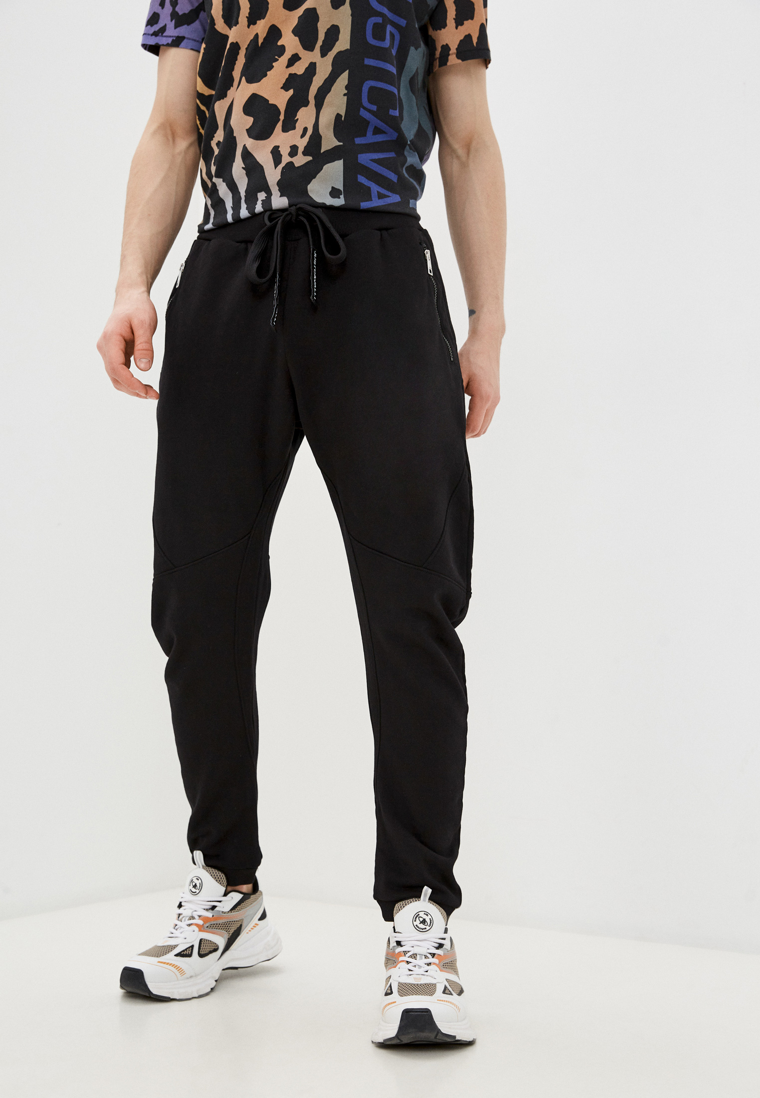Мужские спортивные брюки Just Cavalli (Джаст Кавалли) S01KA0286N25189
