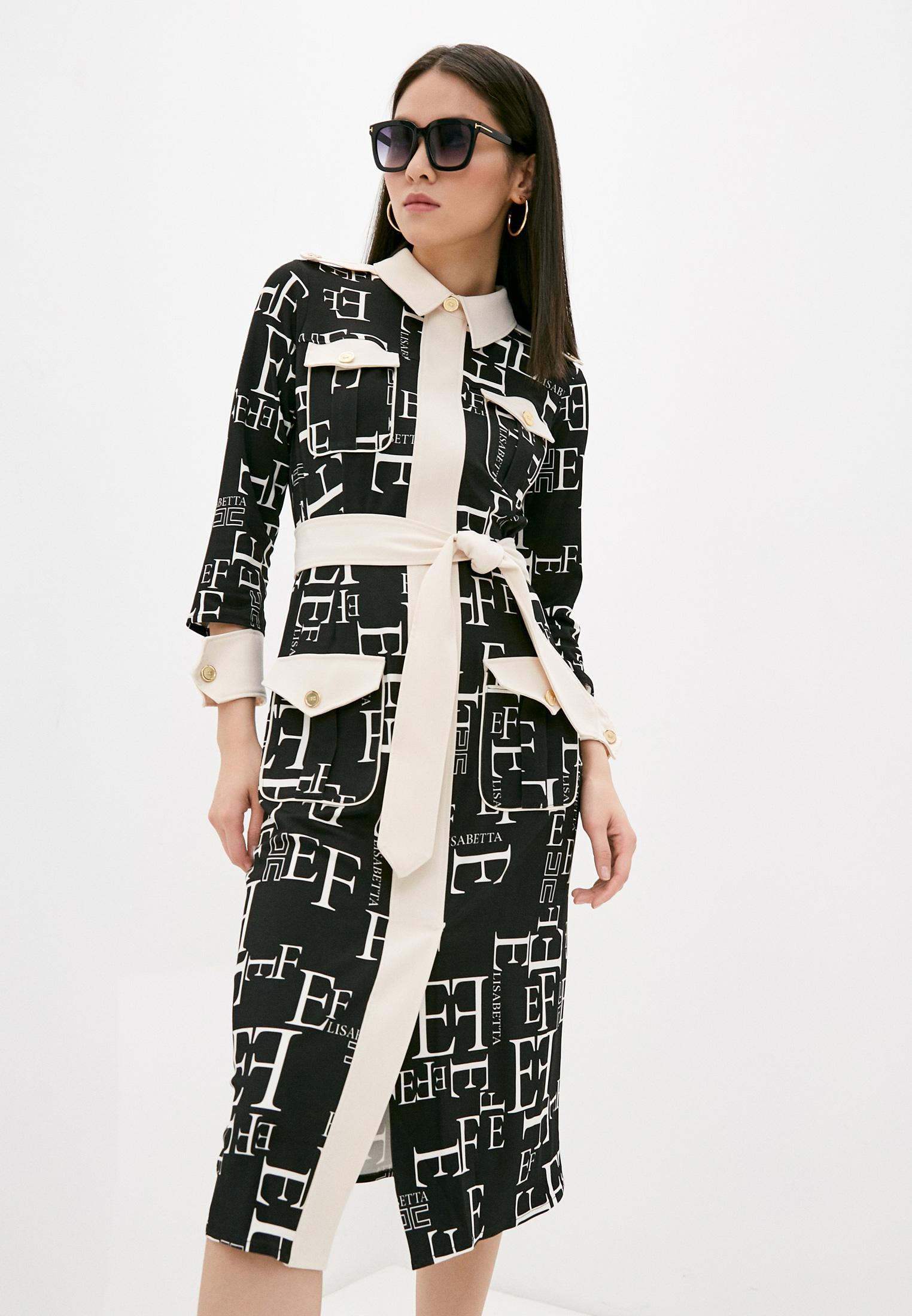 Платье Elisabetta Franchi AB09611E2