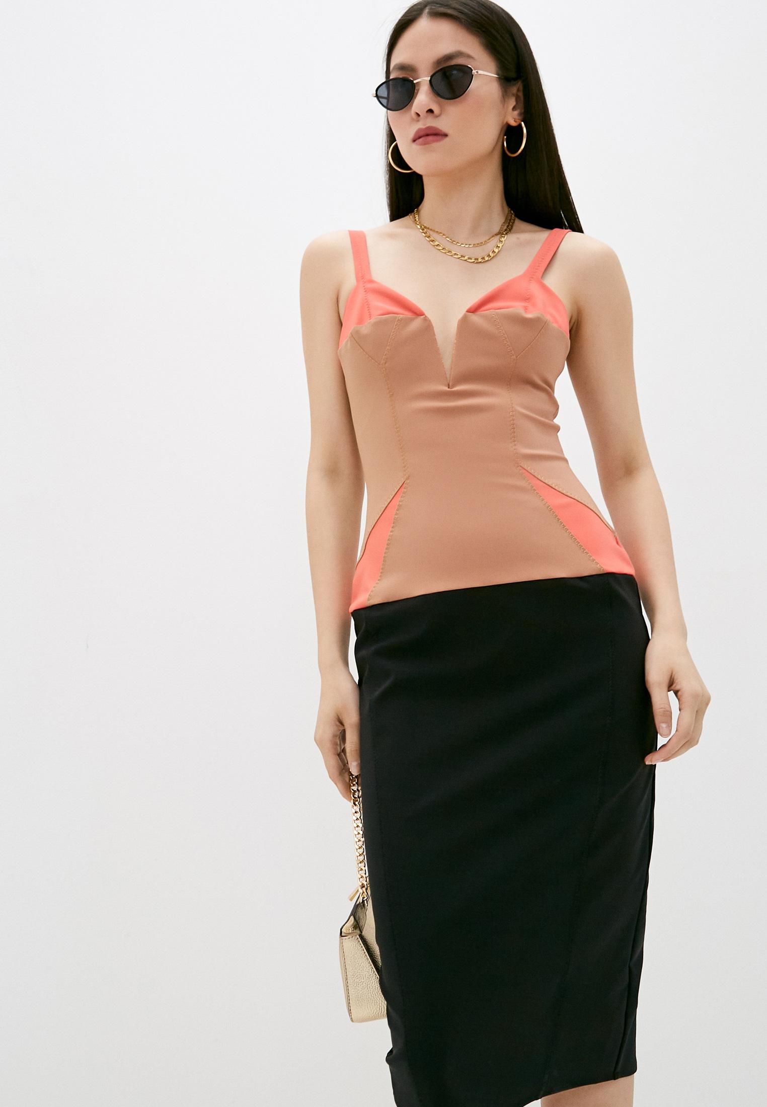 Платье Elisabetta Franchi AB97111E2