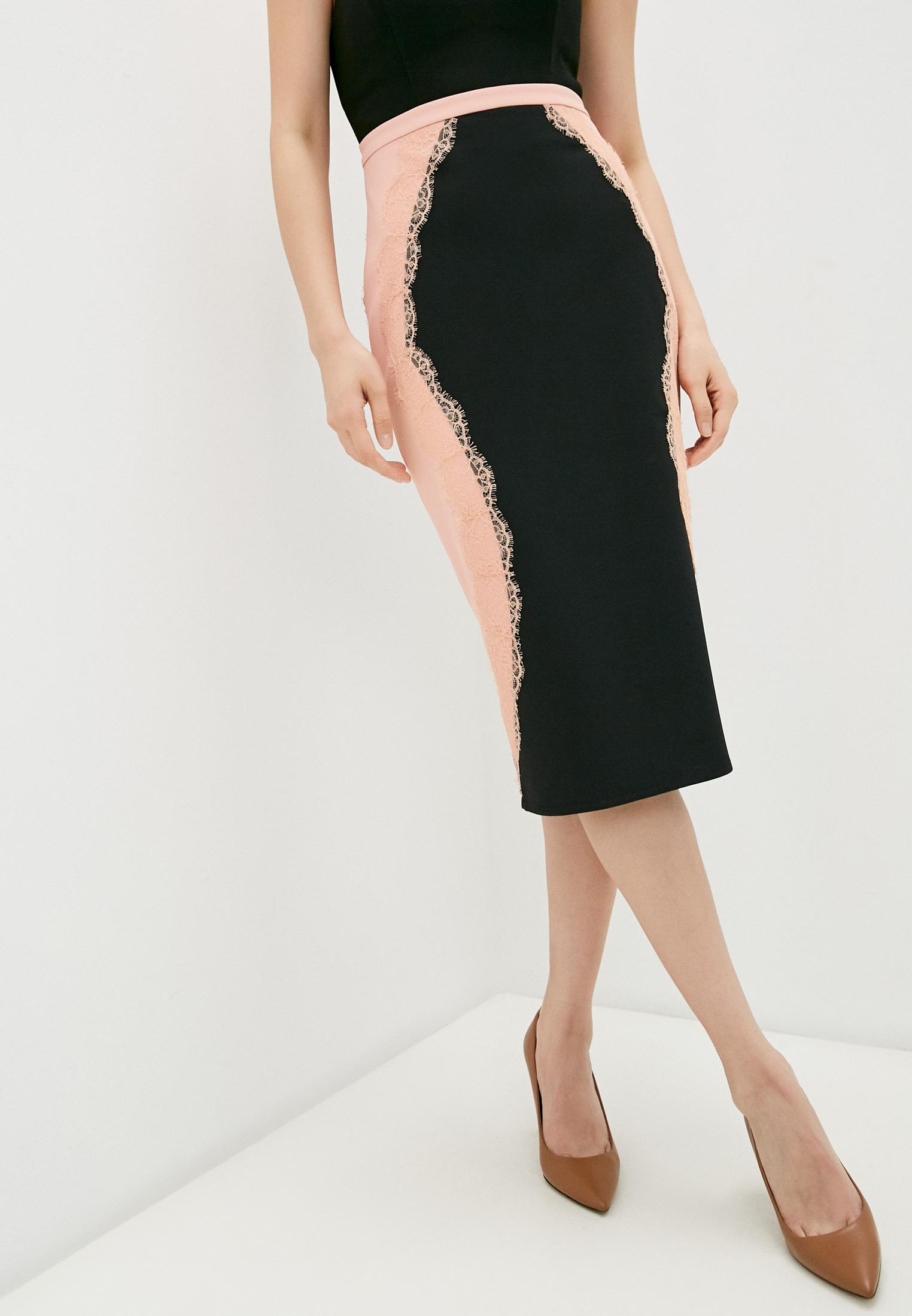 Узкая юбка Elisabetta Franchi GO44911E2