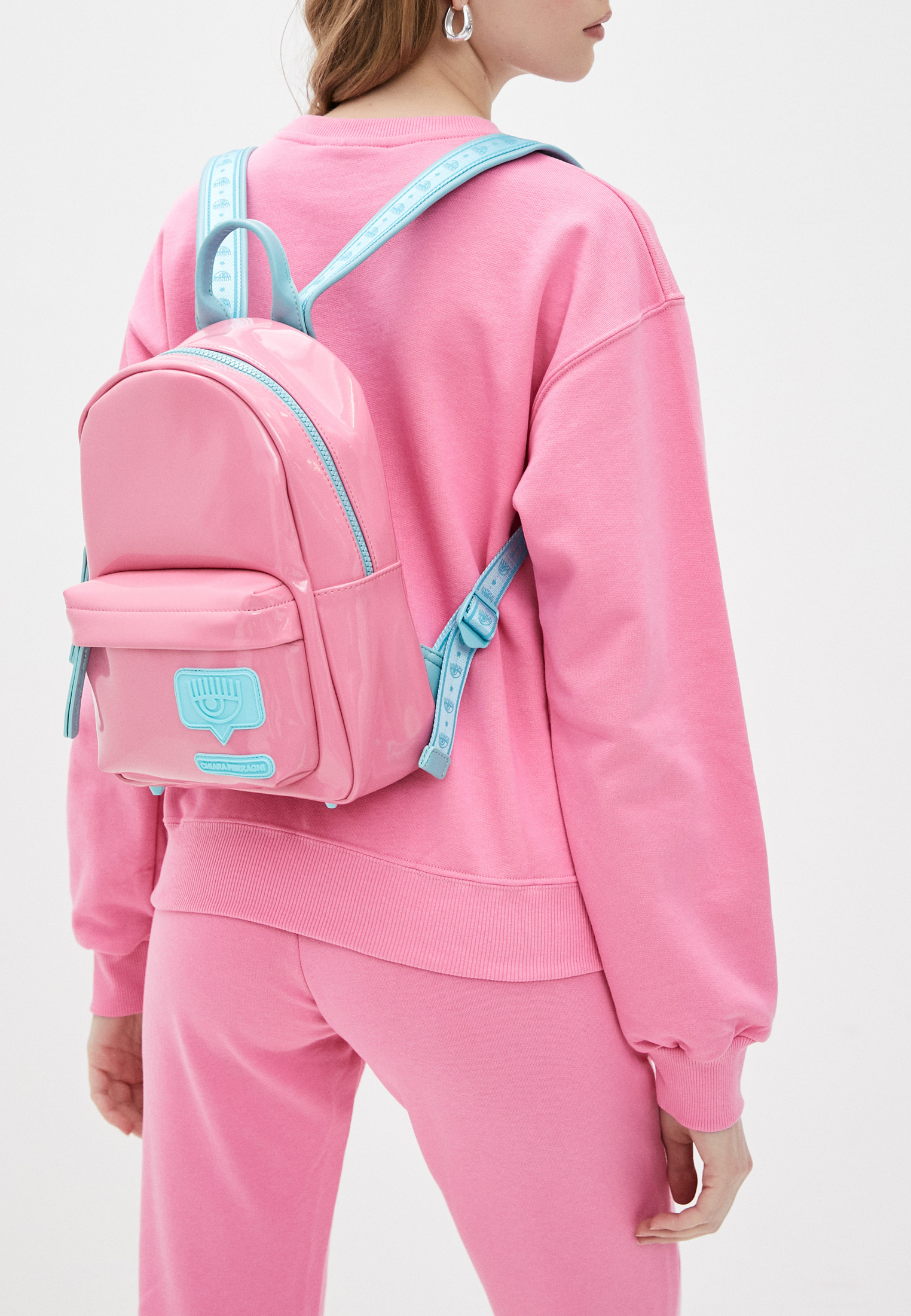 Городской рюкзак Chiara Ferragni 21PE-CFZ082: изображение 6