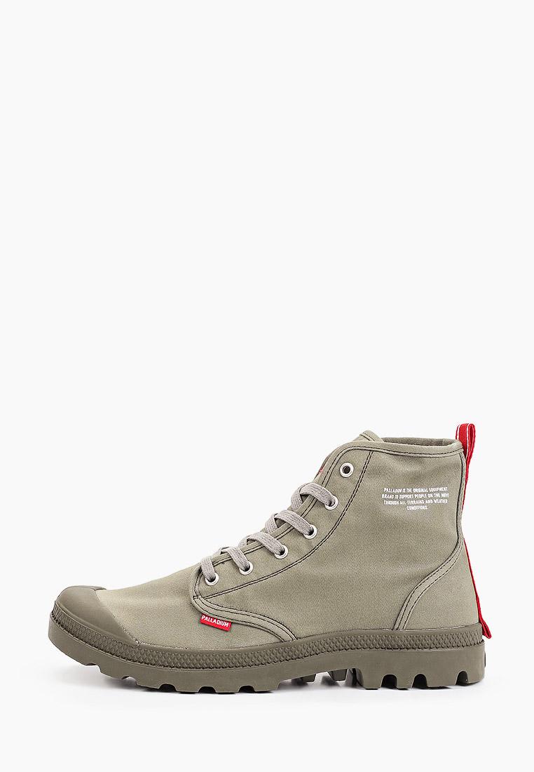 Мужские ботинки Palladium 76258-325-M
