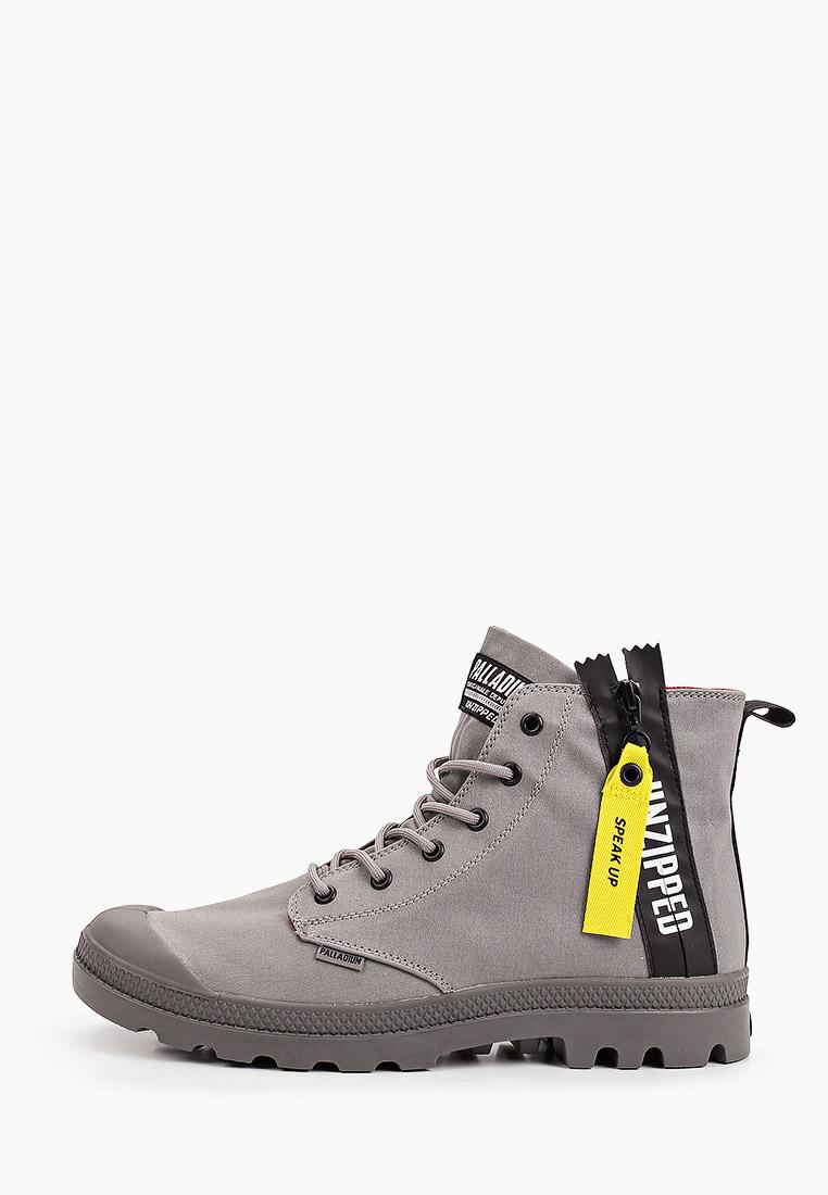 Мужские ботинки Palladium 76443-011-M: изображение 1