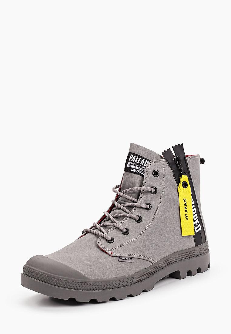 Мужские ботинки Palladium 76443-011-M: изображение 2