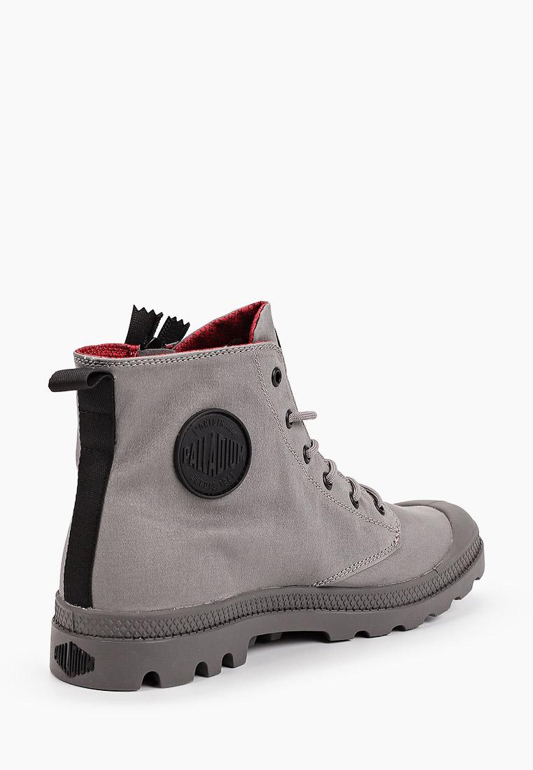 Мужские ботинки Palladium 76443-011-M: изображение 3