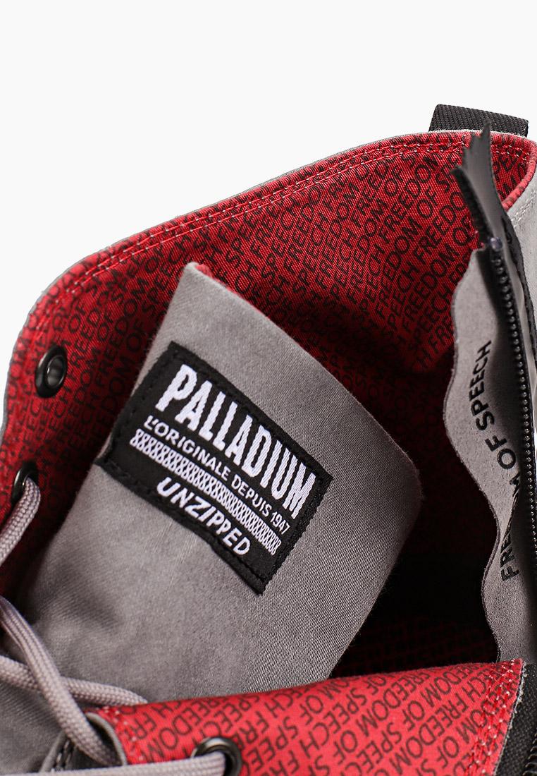 Мужские ботинки Palladium 76443-011-M: изображение 6
