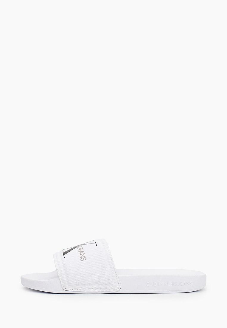 Женские сланцы Calvin Klein Jeans YW0YW00103
