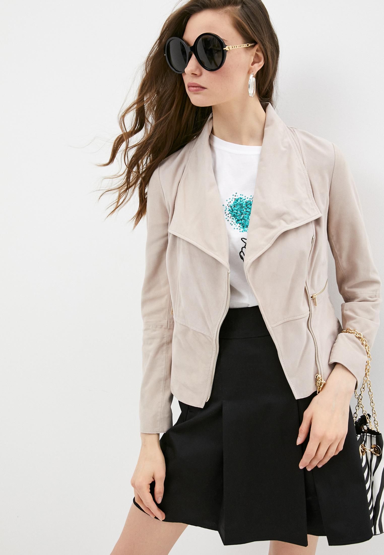 Кожаная куртка Pennyblack (Пенни Блэк) Куртка кожаная Pennyblack
